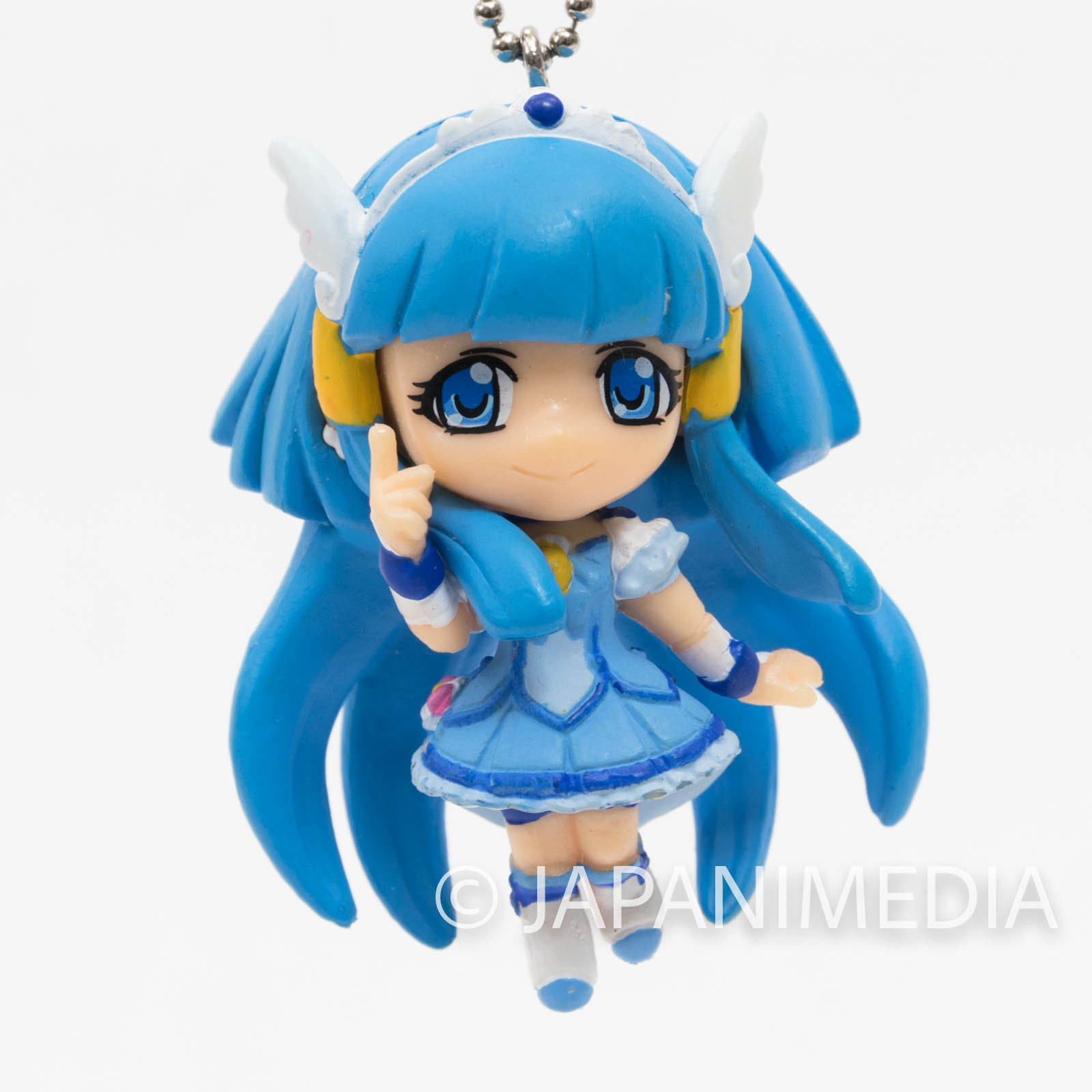 Smile PreCure! Cure Beauty PreCure Mascot Figure Ball Keychain JAPAN ANIME