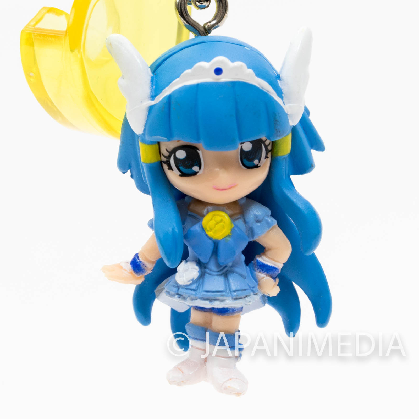 Smile PreCure! Cure Beauty Smile PreCure! Swing! Mascot Figure Ball Keychain JAPAN ANIME