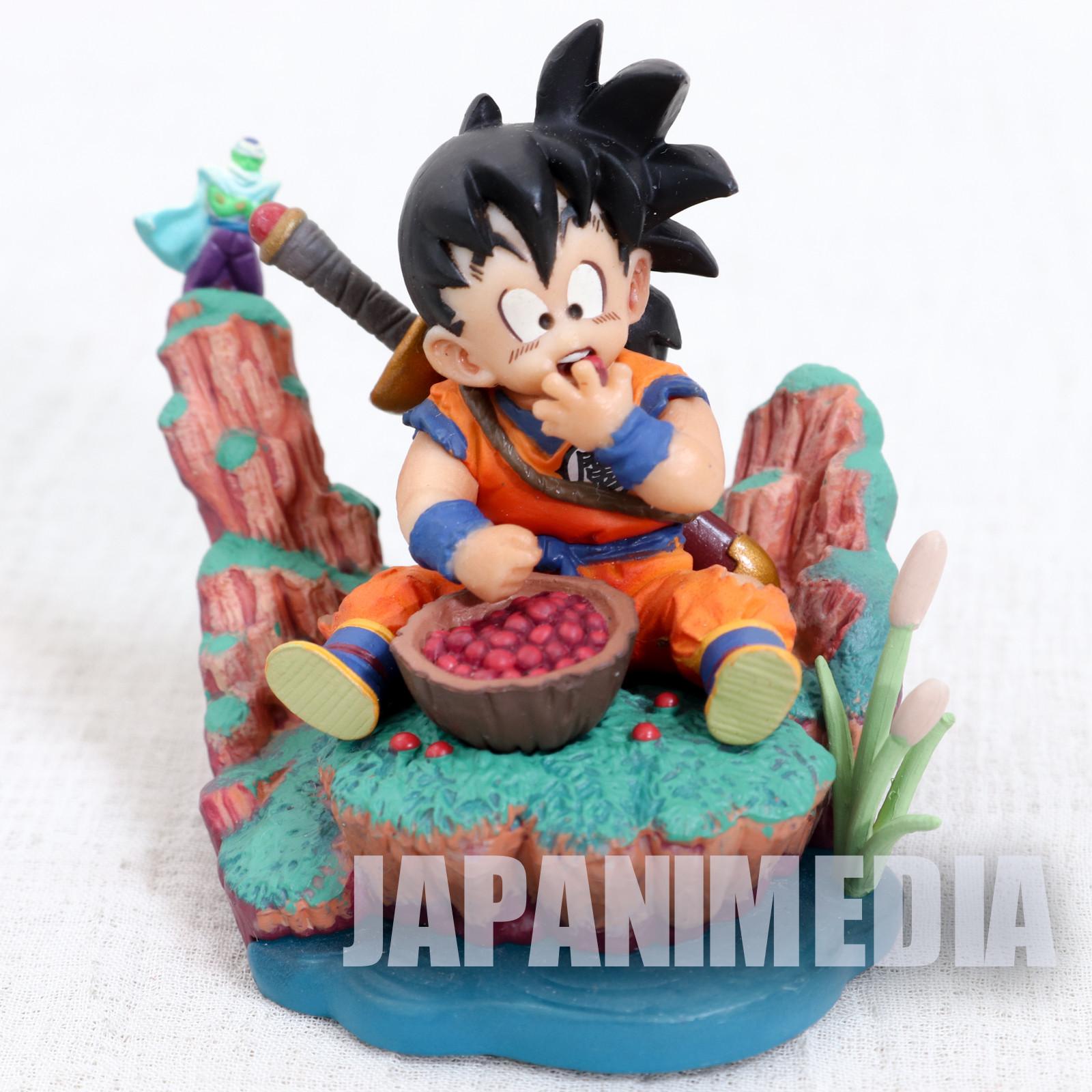 Dragon Ball Z Son Gohan & Piccolo Training Diorama Figure JAPAN ANIME CAPSULE