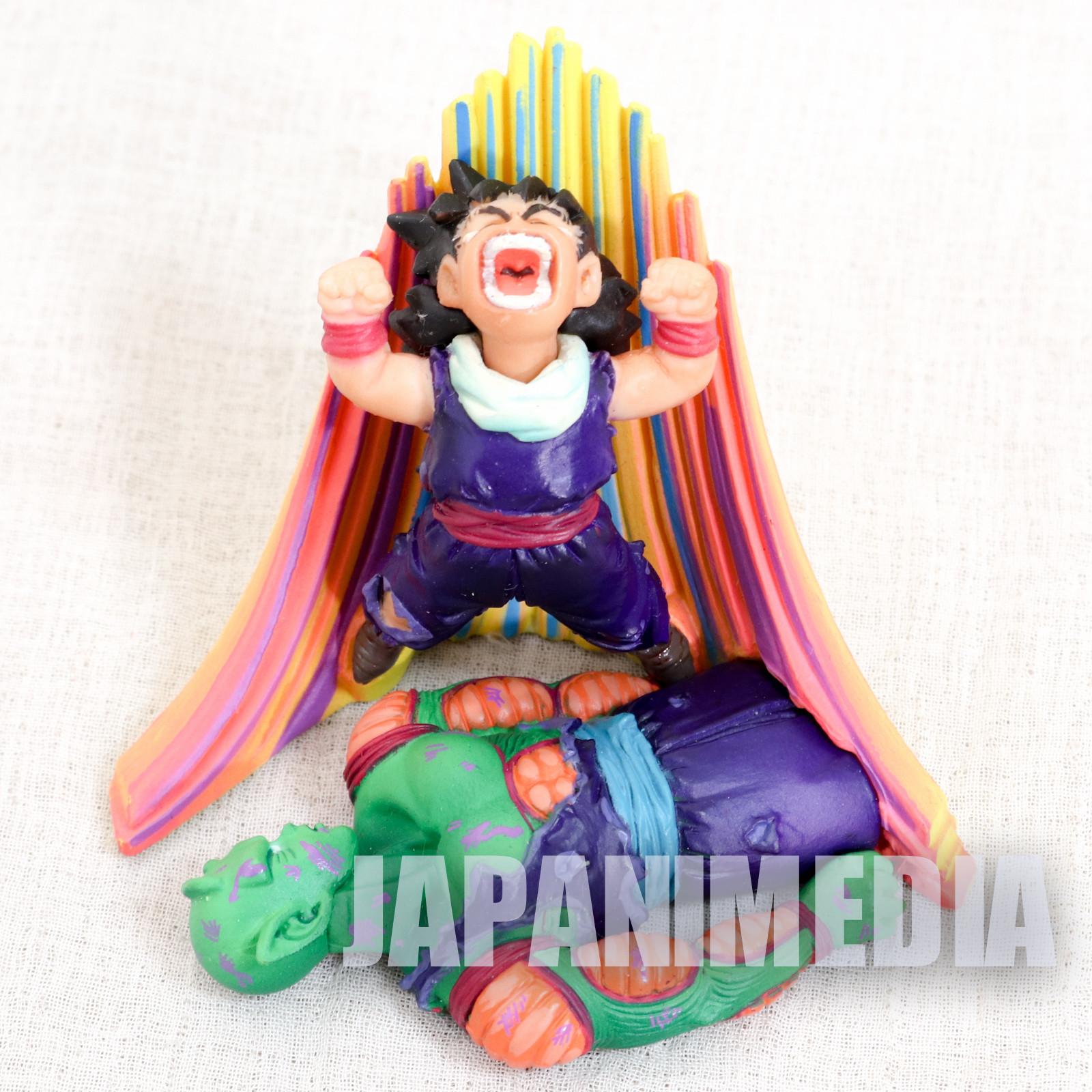 Dragon Ball Z Son Gohan Piccolo's Death Diorama Figure JAPAN ANIME CAPSULE