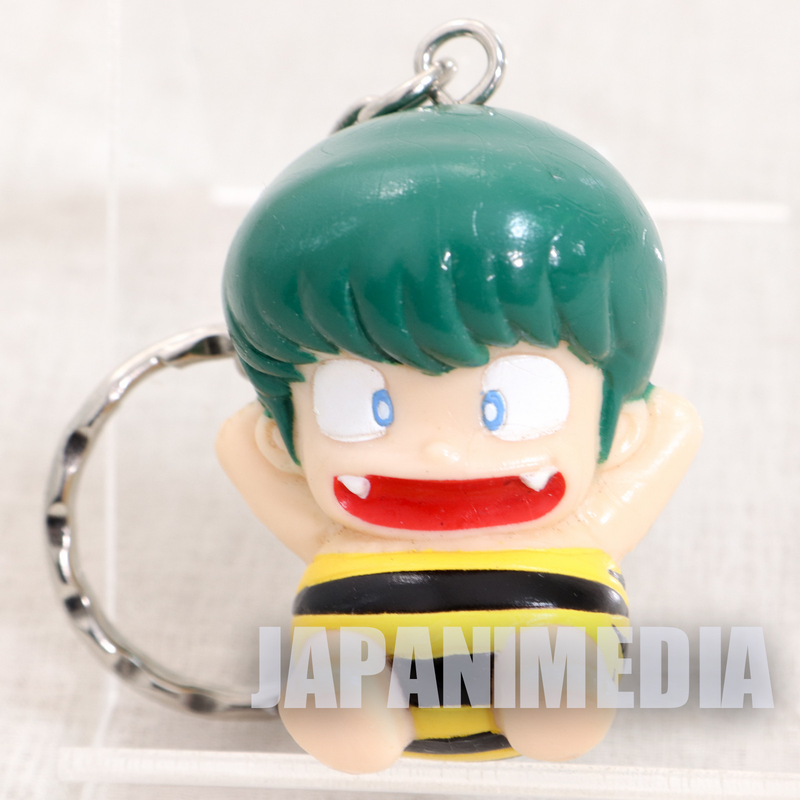 Urusei Yatsura TEN Figure Key Chain JAPAN ANIME MANGA RUMIKO TAKAHASHI