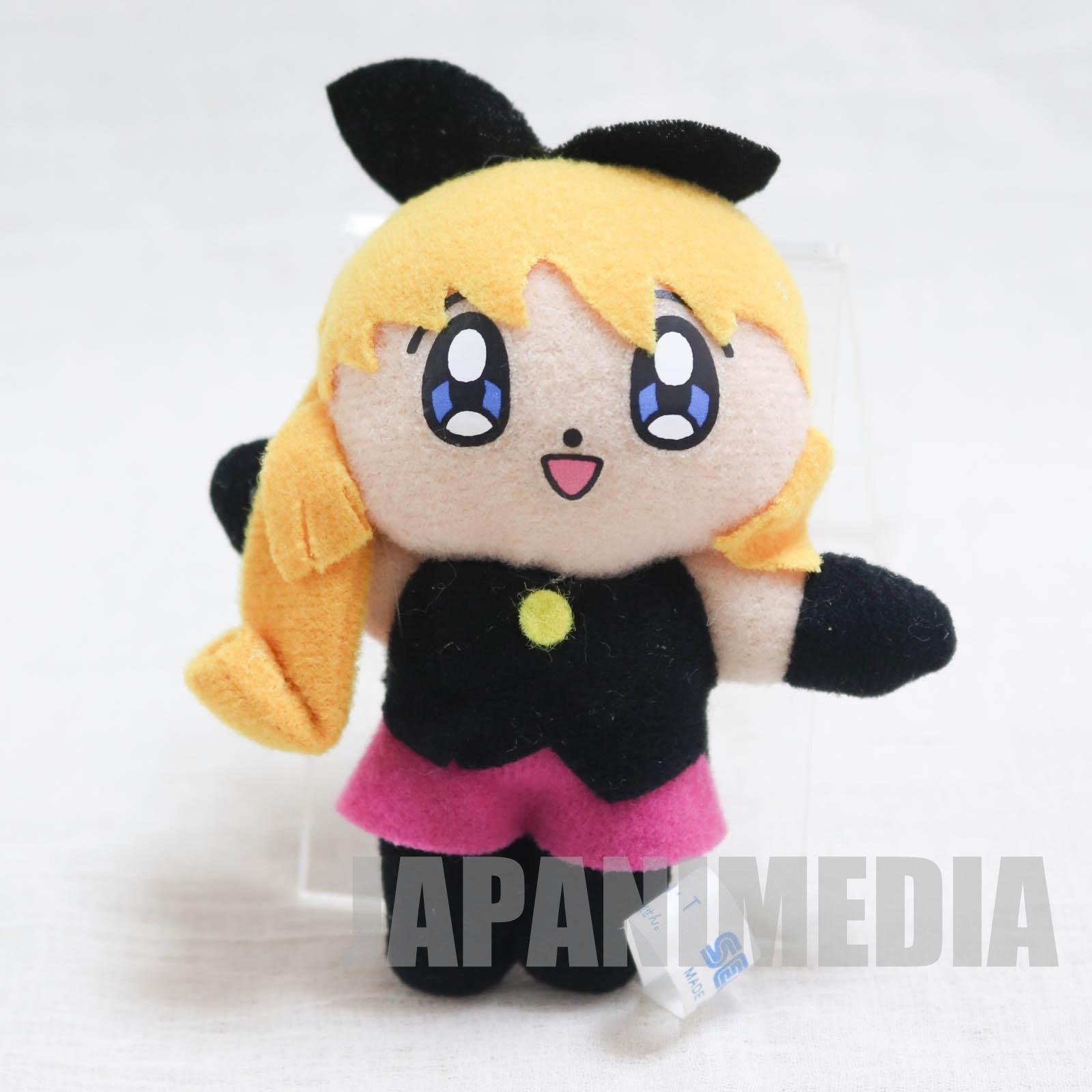 Saint Tail Meimi Haneoka Plush doll Keychain SEGA JAPAN ANIME