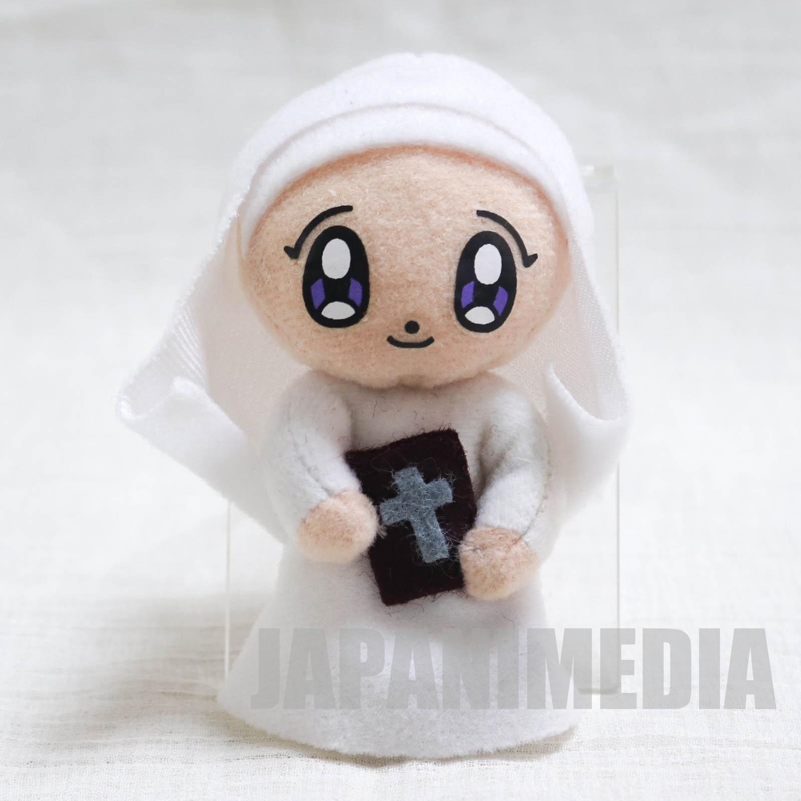 Saint Tail Seira Mimori Plush doll Keychain SEGA JAPAN ANIME