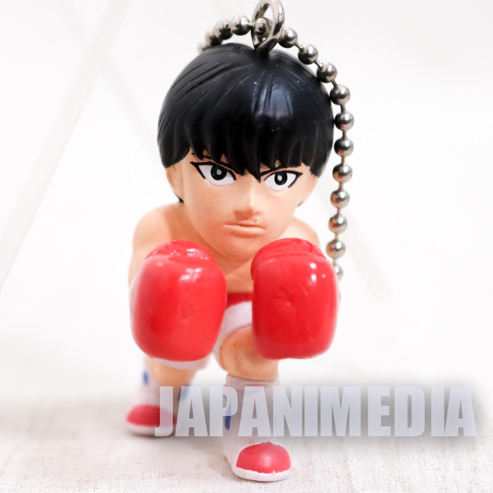 Hajime no Ippo Fighting Spirit Ichiro Miyata Figure Ballchain JAPAN ANIME