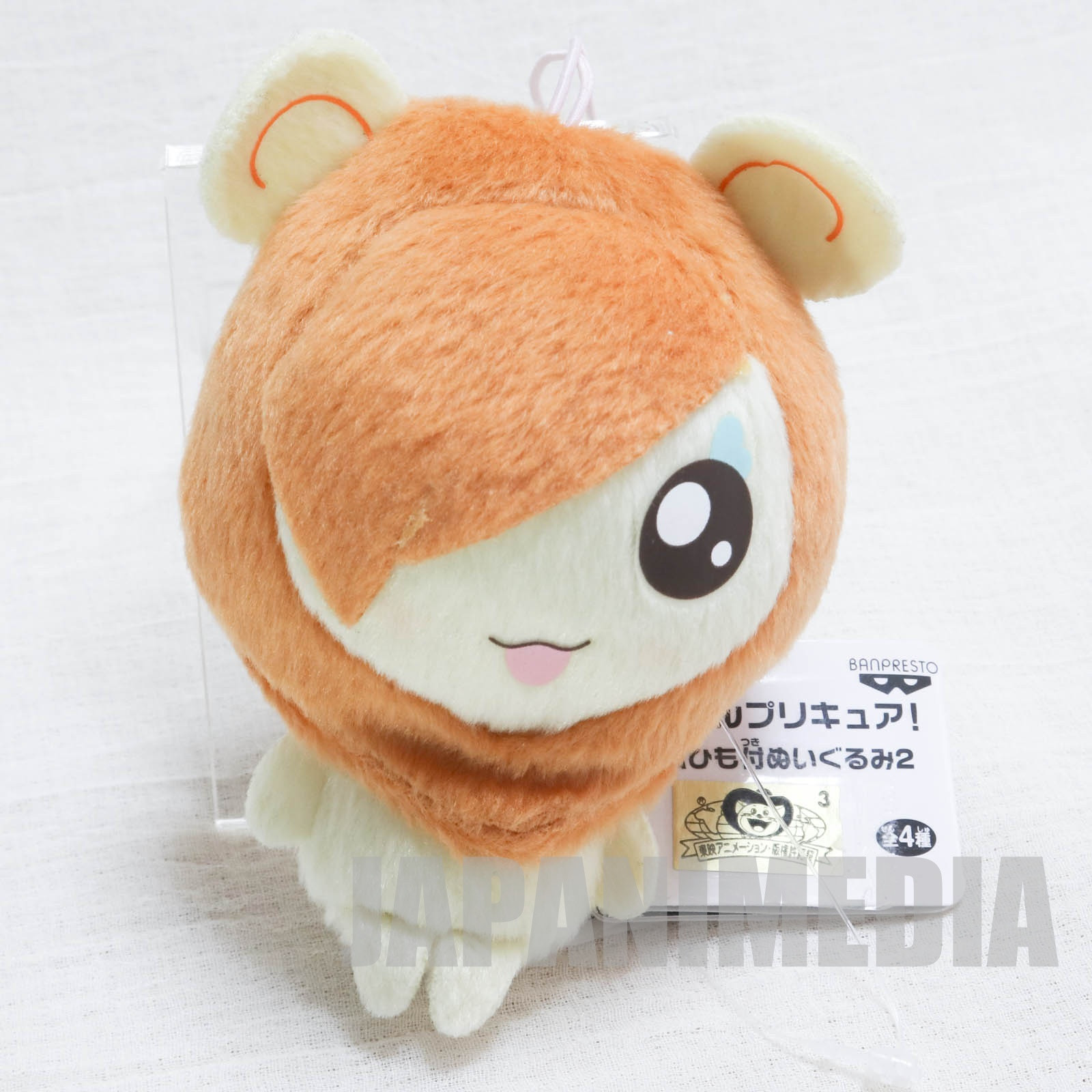Smile PreCure! Pop Mini Plush doll with thread JAPAN ANIME