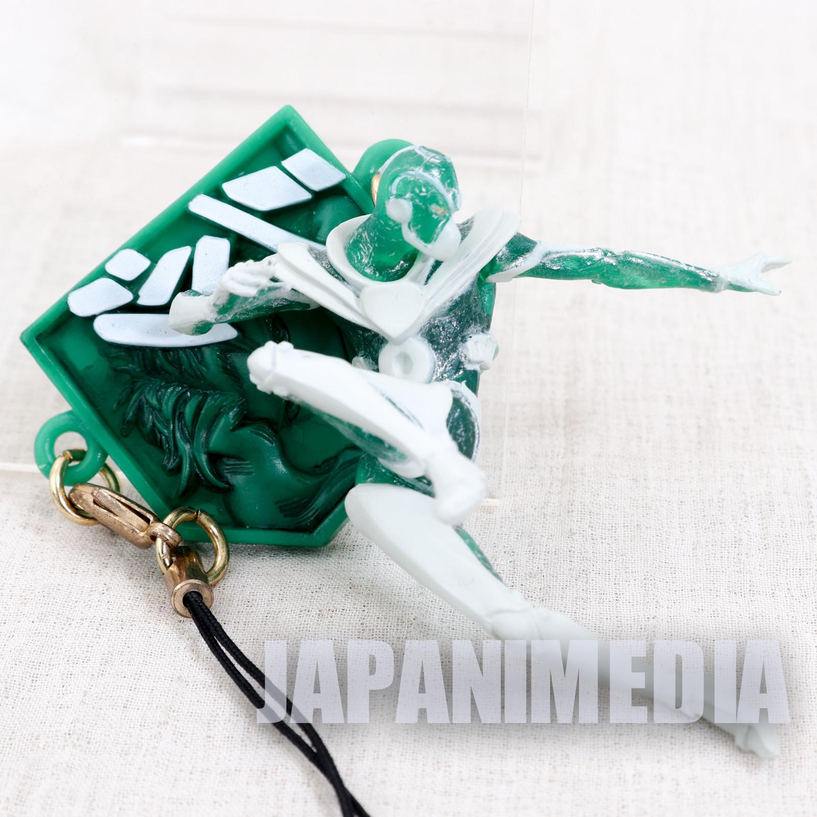 JoJo's Bizarre Adventure Hierophant Green Noriaki Kakyoin Mobile Strap JAPAN