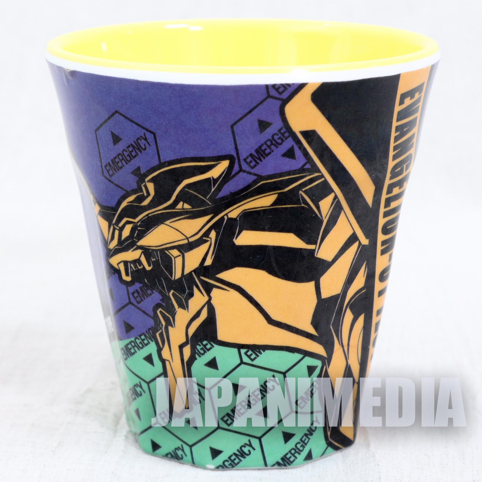 Evangelion EVA-01 Melamine Cup JAPAN ANIME MANGA