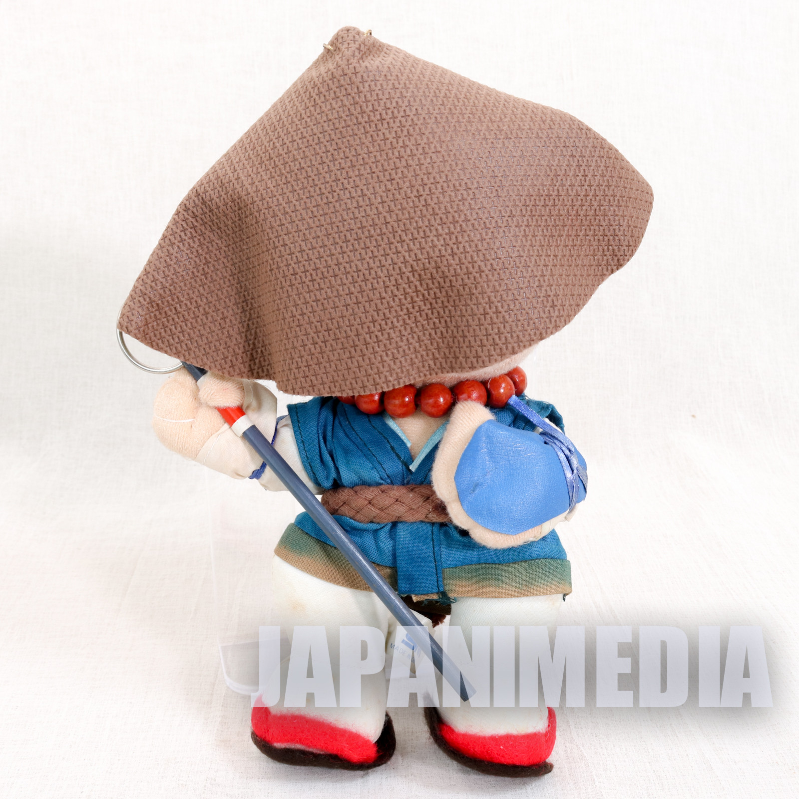 RARE! Fatal Fury / King of Fighters Sokaku Mochizuki Plush Doll SNK JAPAN