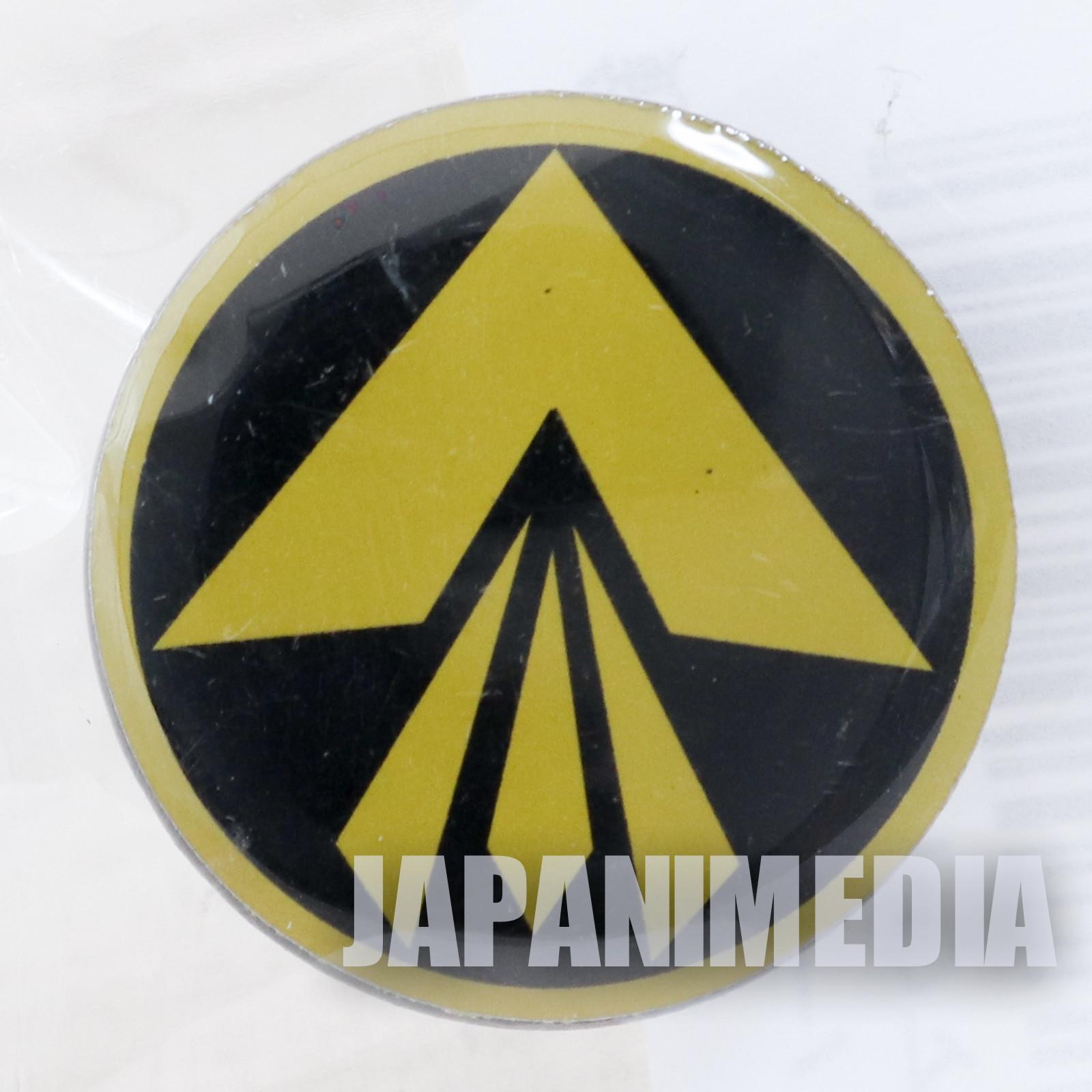 Ronin Warriors Samurai Troopers Rowen of the Strata Crest Mark Metal Pins