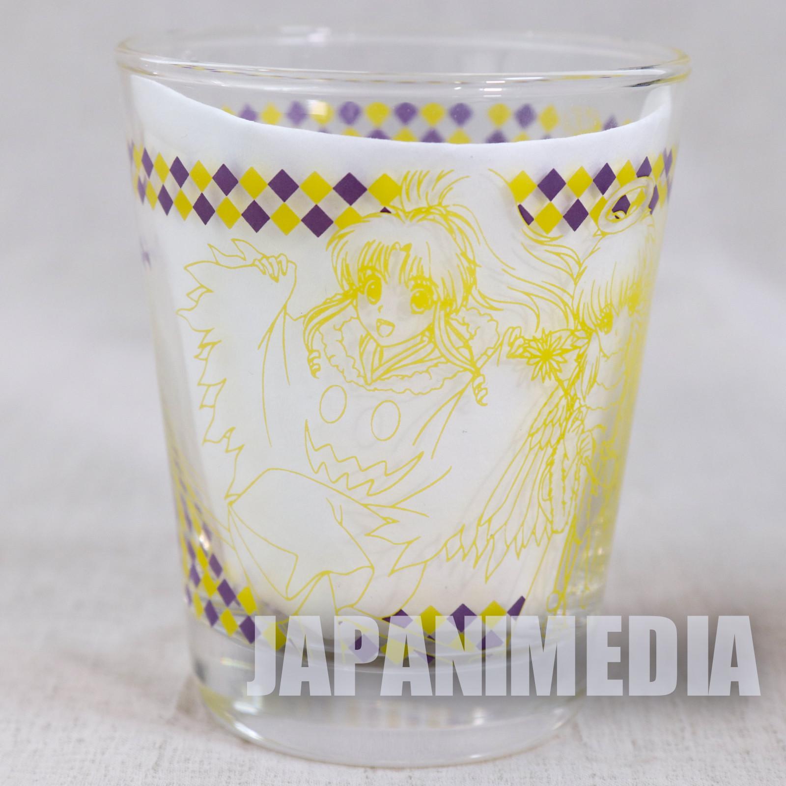Yu Yu Hakusho Keiko & Botan & Yukina Glass JAPAN ANIME MANGA