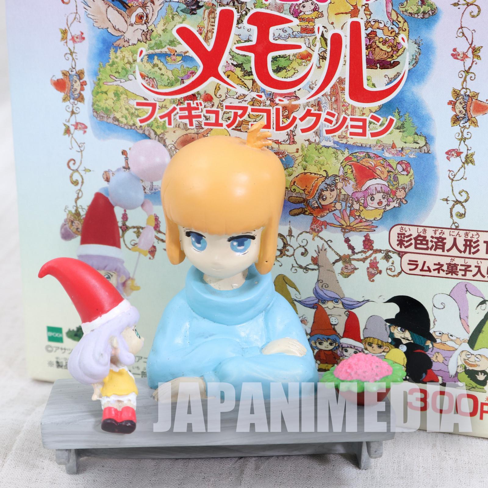 RARE! Memole Dolce Memole Mini Figure Memole with Mariel ver. Epoch JAPAN