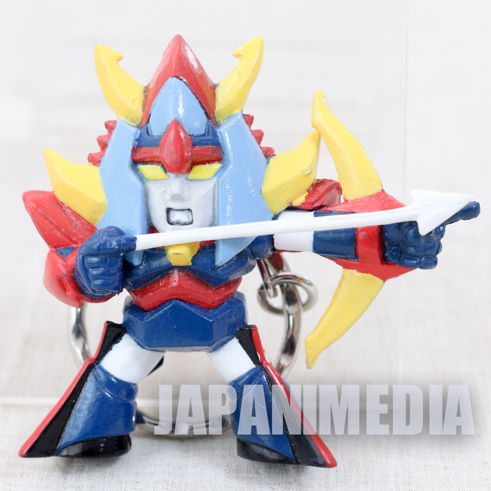 Reideen the Brave Figure Keychain Super Robot Wars JAPAN 2