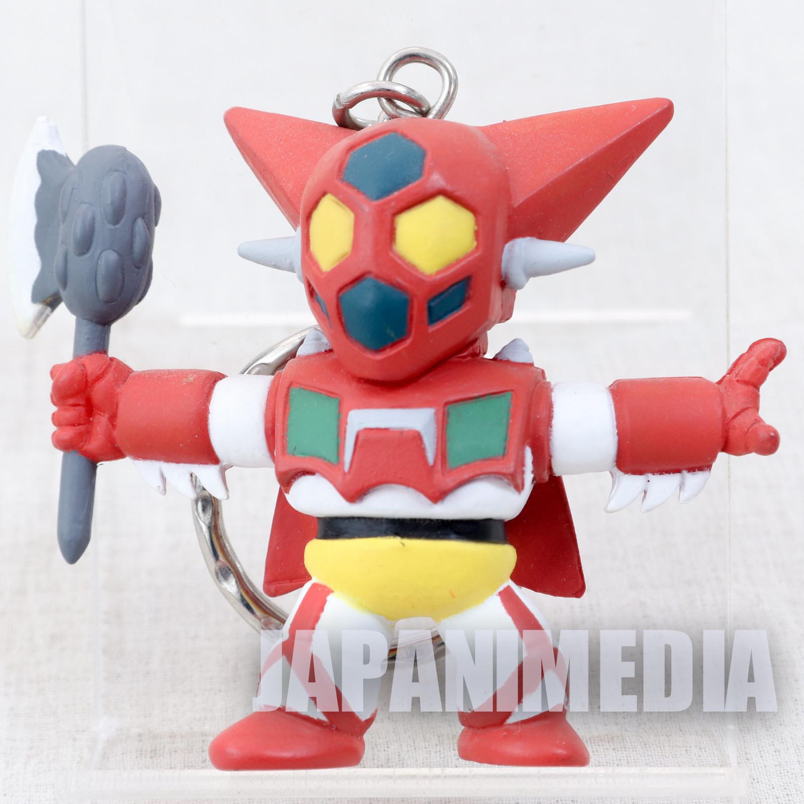 Getter Robo #1 Figure Key Chain Banpresto Go Nagai JAPAN ANIME MANGA