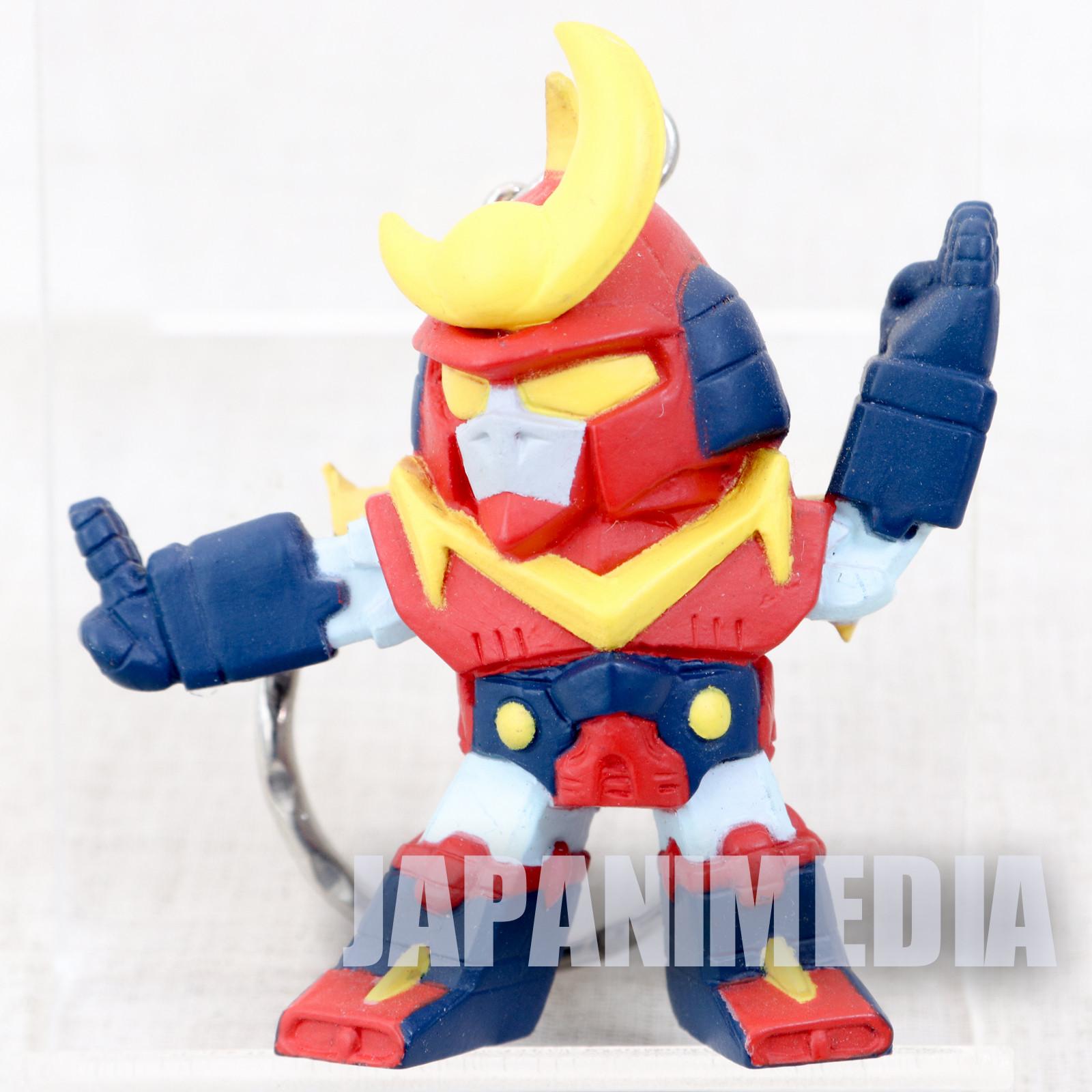 Zambot 3 Super Robot Wars Figure Key Chain JAPAN ANIME MANGA