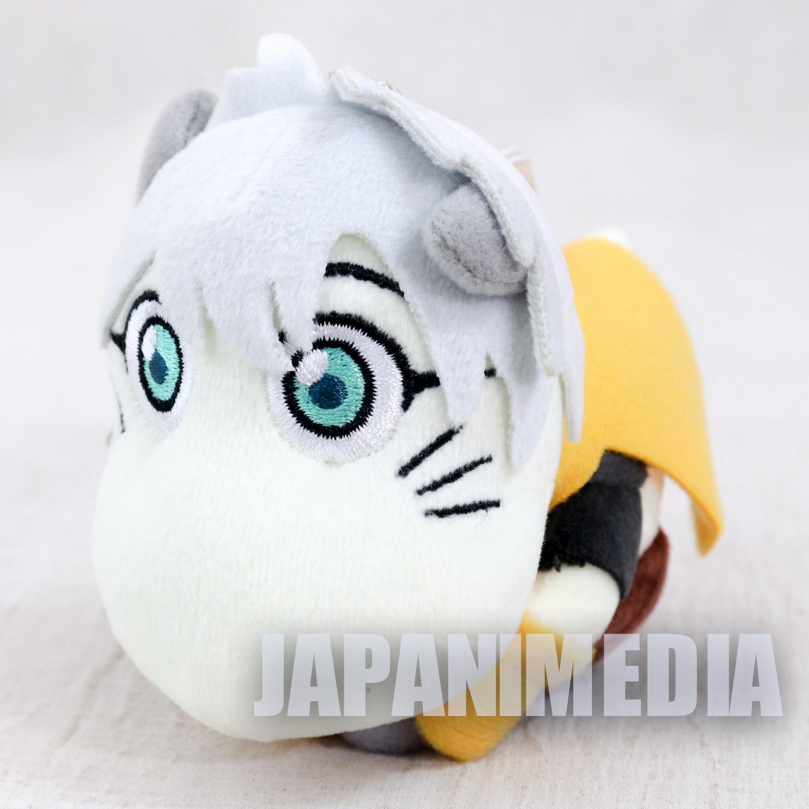 Senkaiden Hoshin Engi Sibuxiang Plush Doll Ballchain Shonen Jump Exhibition