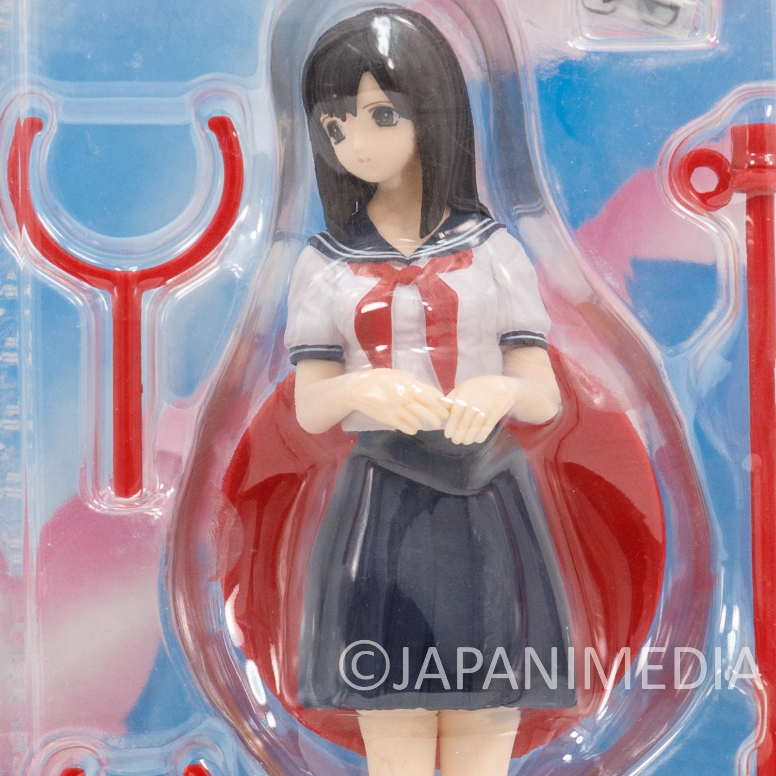 Ichigo 100% Aya Tojo School Uniform SR DX Figure Yujin JAPAN ANIME MANGA