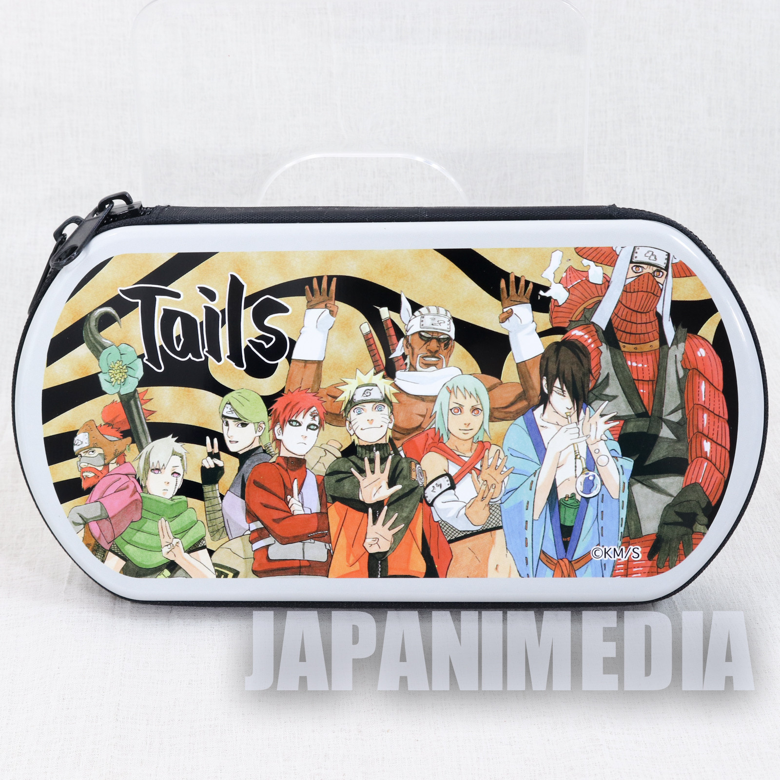 NARUTO Shippuden Can Case Jump Festa 2009 JAPAN ANIME