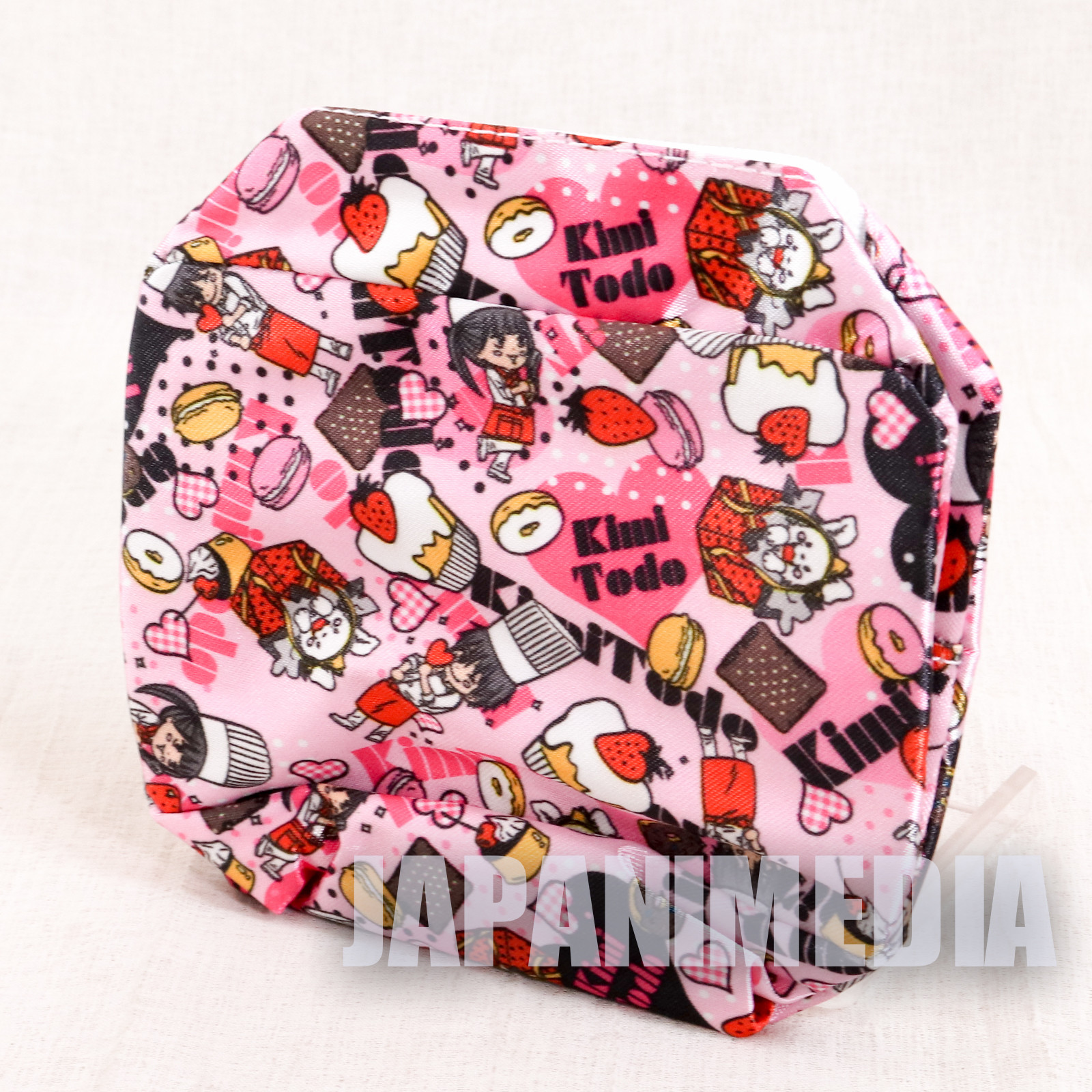 Kimi ni Todoke Sawako & Kazehaya Pouch Mini Bag JAPAN ANIME