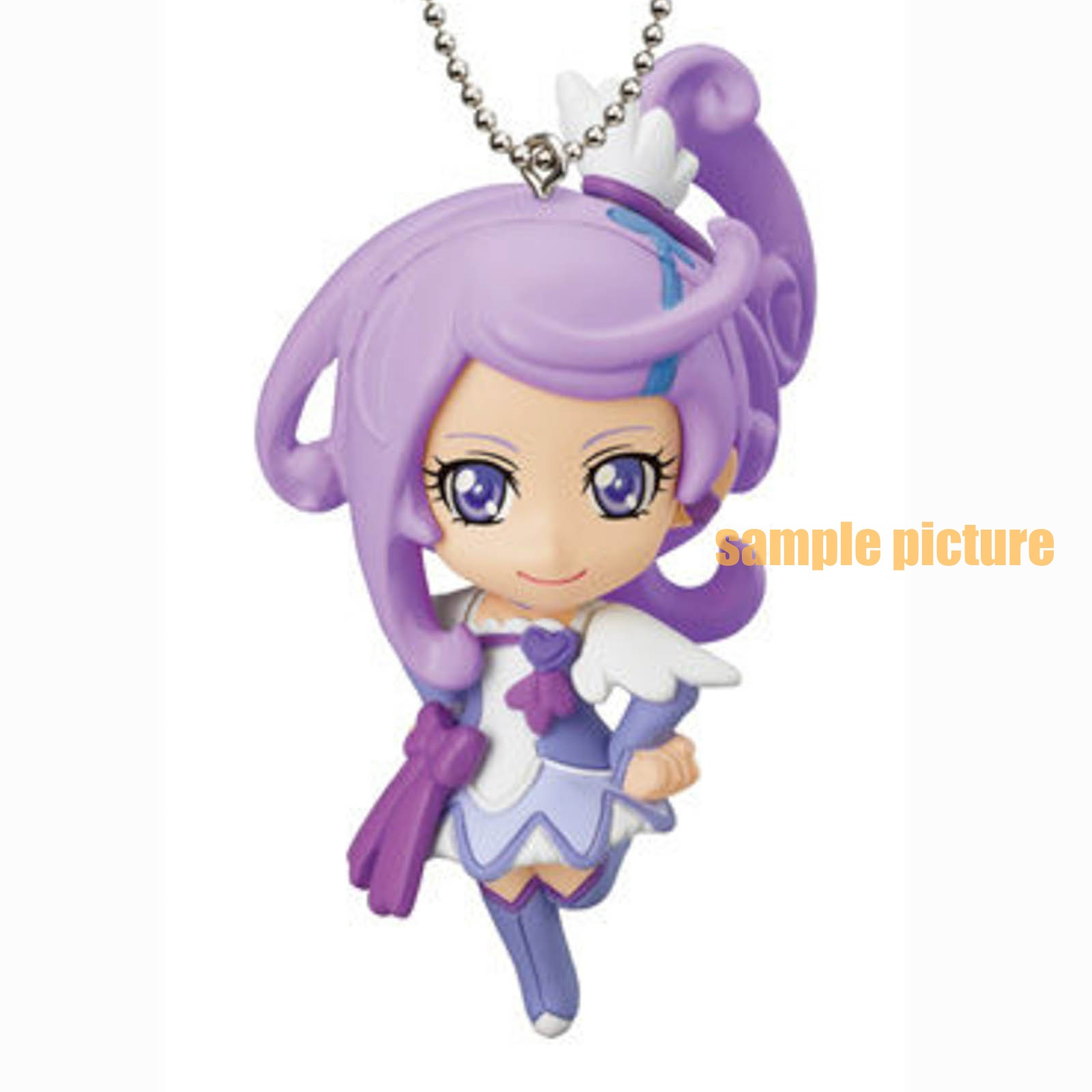 Doki Doki! PreCure Cure Sword Mascot Figure Ball Keychain JAPAN ANIME