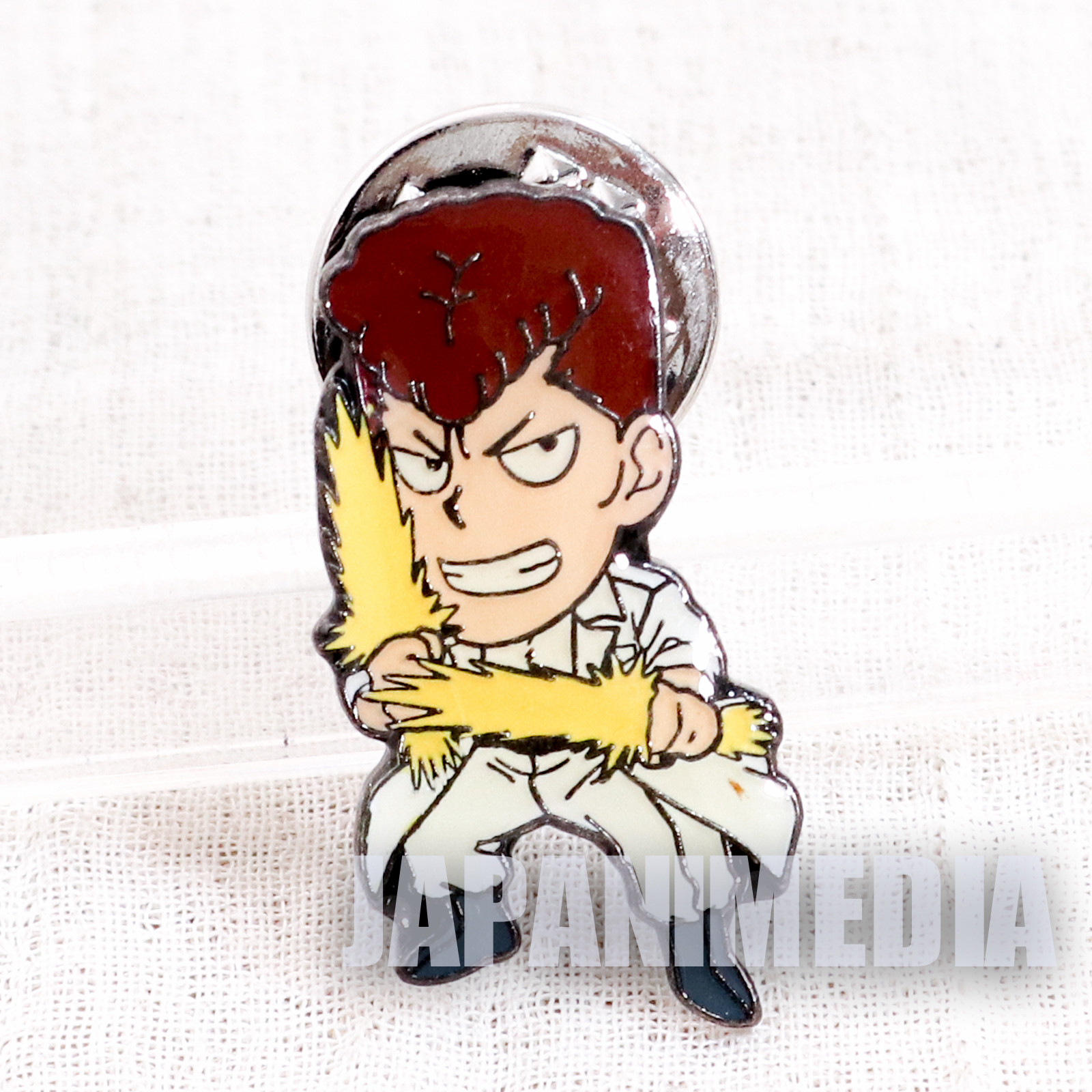 Yu Yu Hakusho Kazuma Kuwabara Pins JAPAN ANIME MANGA 3