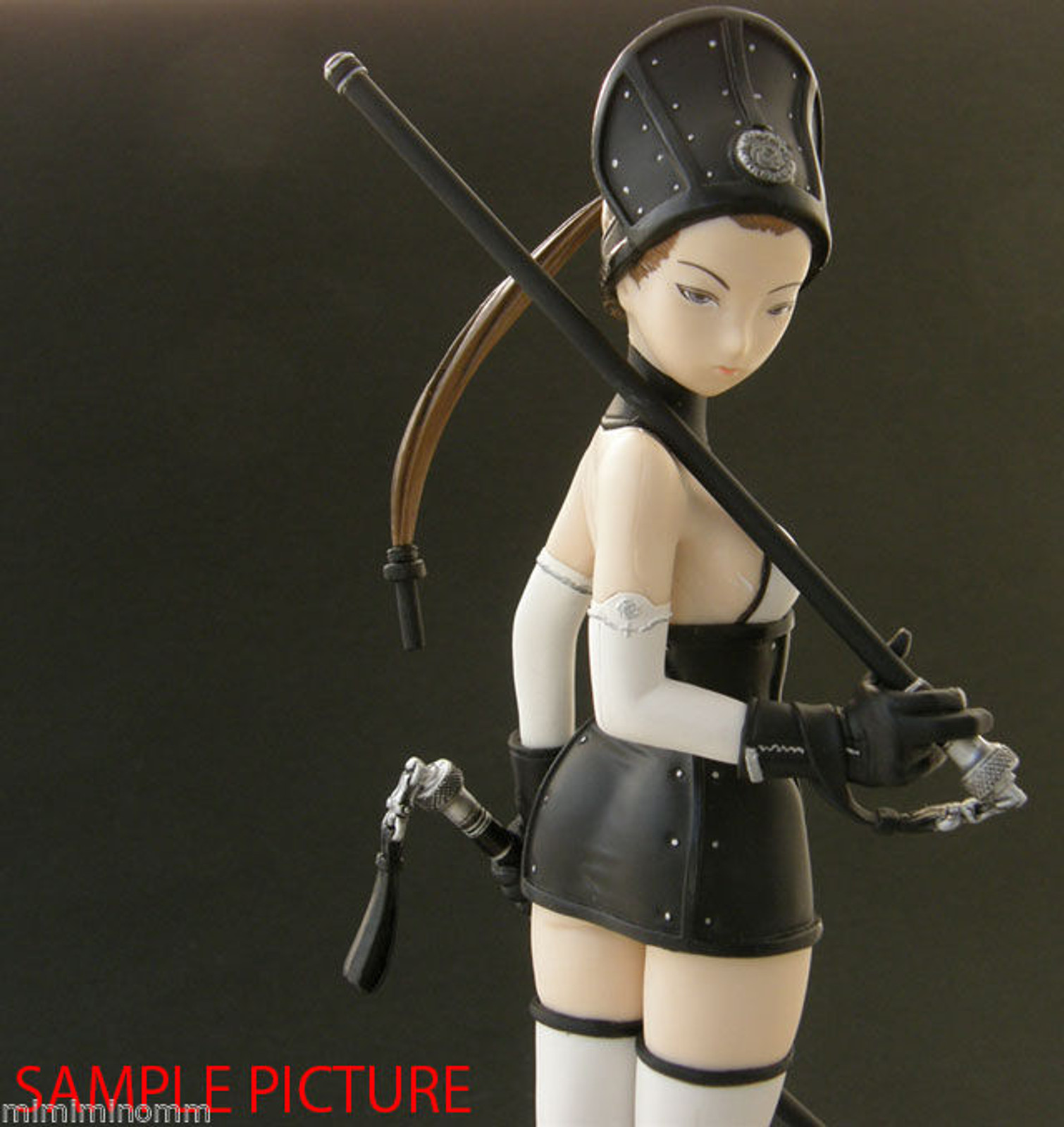 TRINODE PSE Products #02 Range Murata Figure Vice JAPAN ANIME MANGA Robot