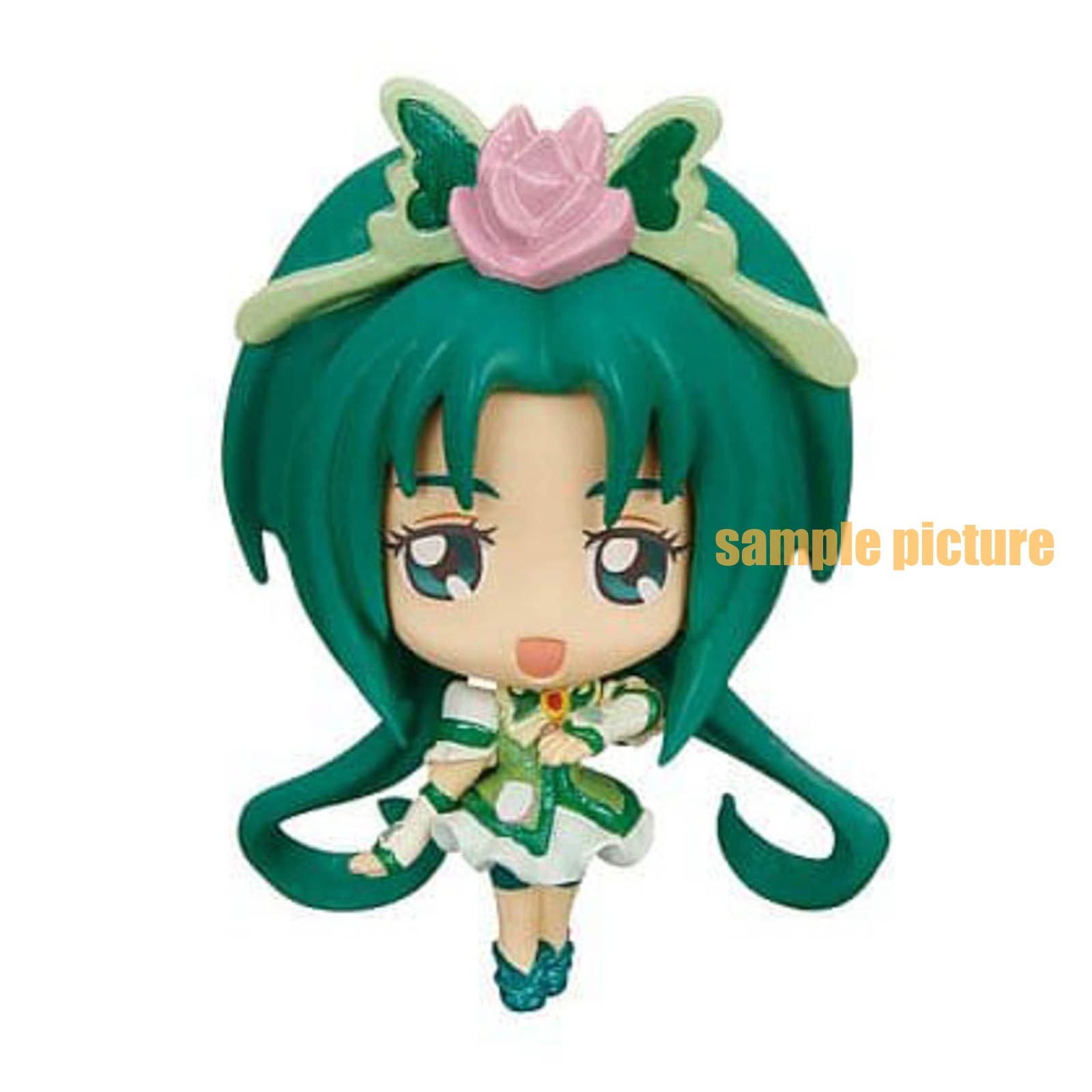 Yes! PreCure 5 Go Go! Cure Mint Precure All Stars Ver.cure Deforme My star Petit Figure JAPAN ANIME
