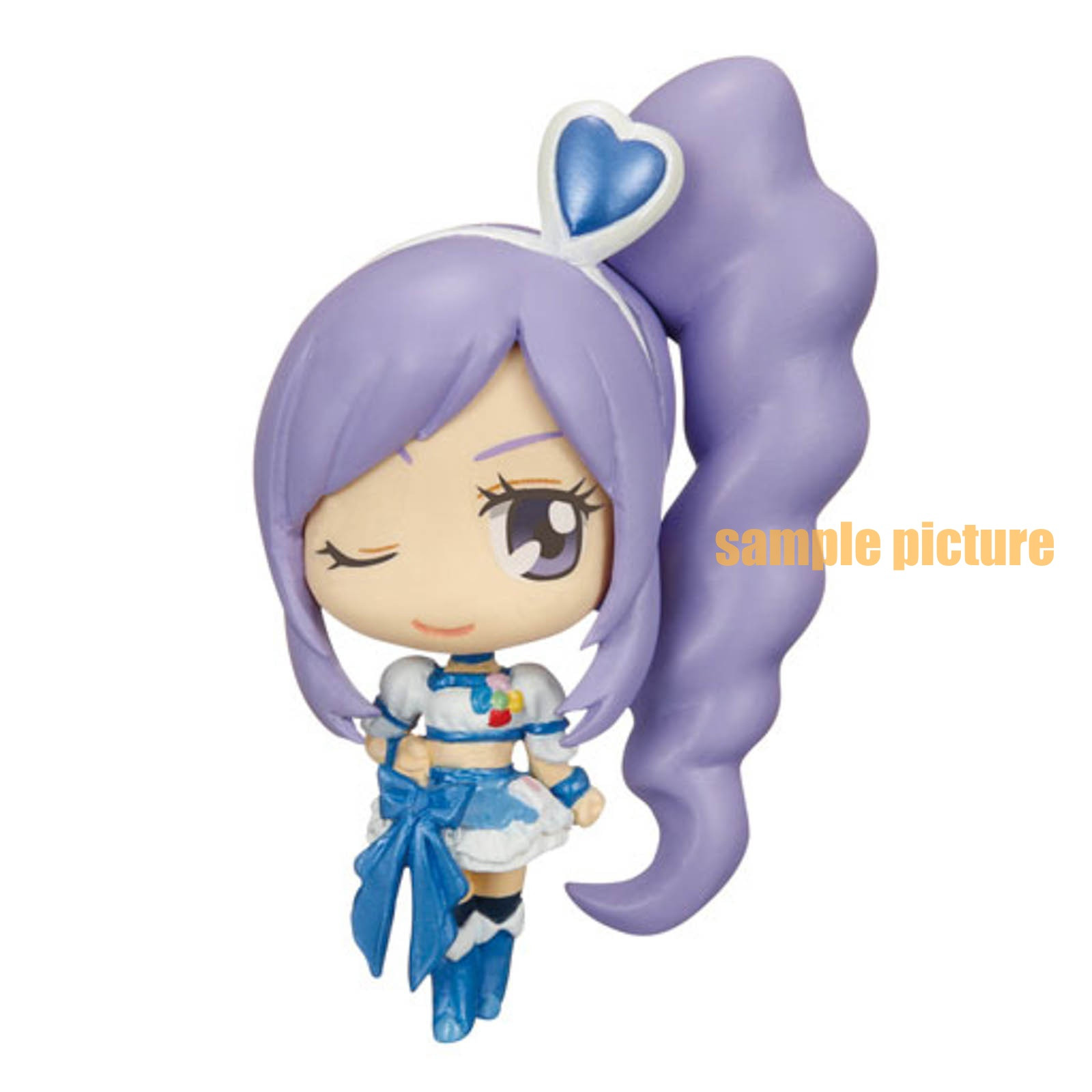 Fresh Pretty Cure! Cure Berry Precure All Stars Ver.cure Deforme My star Petit Figure JAPAN ANIME