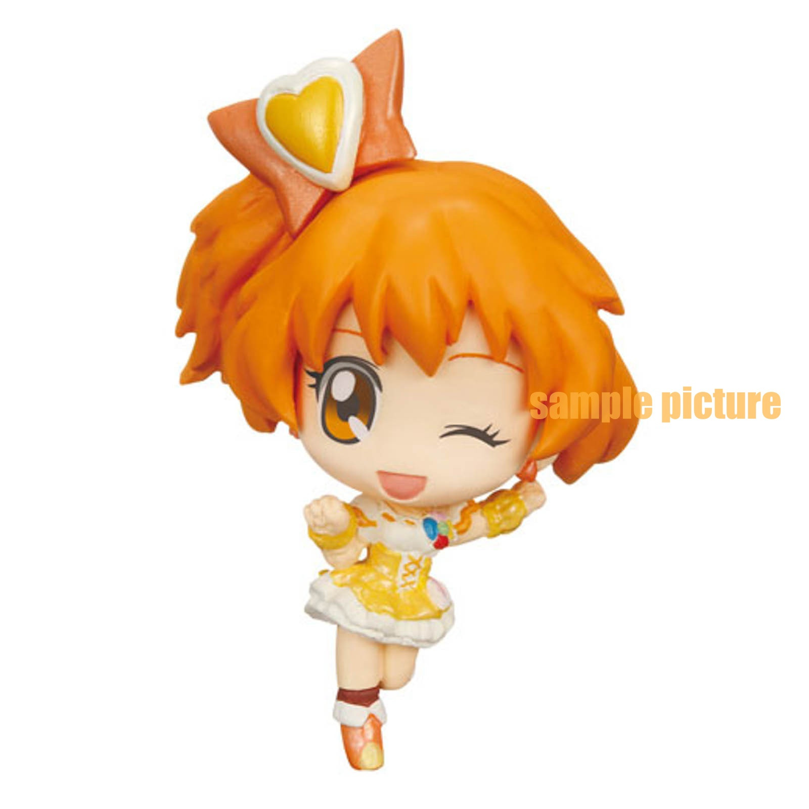 Fresh Pretty Cure! Cure Pine Precure All Stars Ver.cure Deforme My star Petit Figure JAPAN ANIME