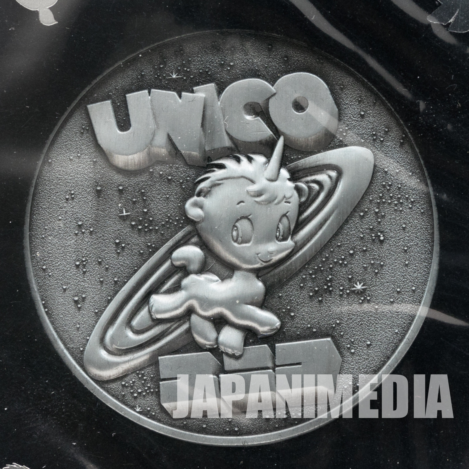 UNICO Memorial Medal Tezucomi Osamu Tezuka JAPAN ANIME MANGA