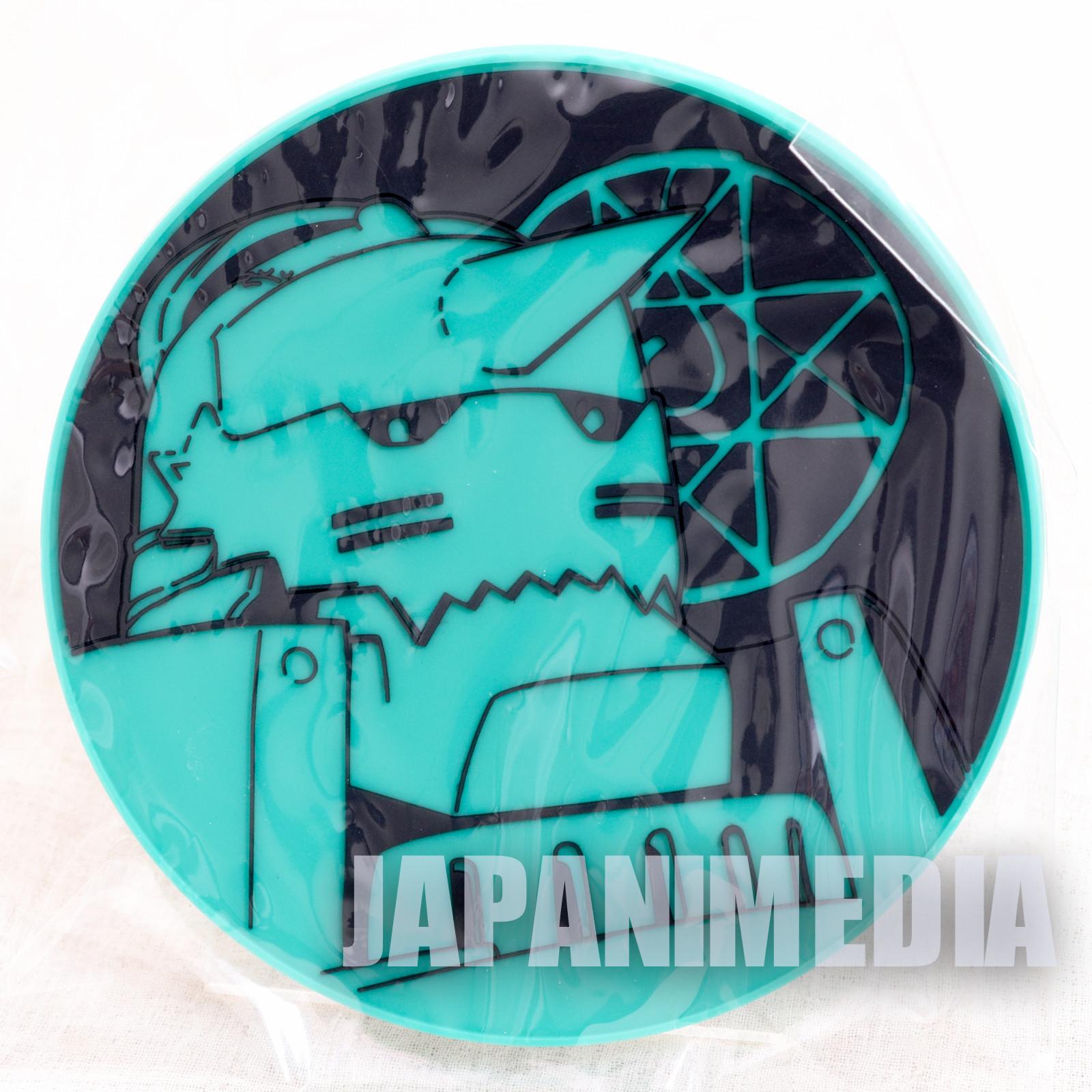 FullMetal Alchemist Alphonse Elric Rubber Coaster JAPAN ANIME