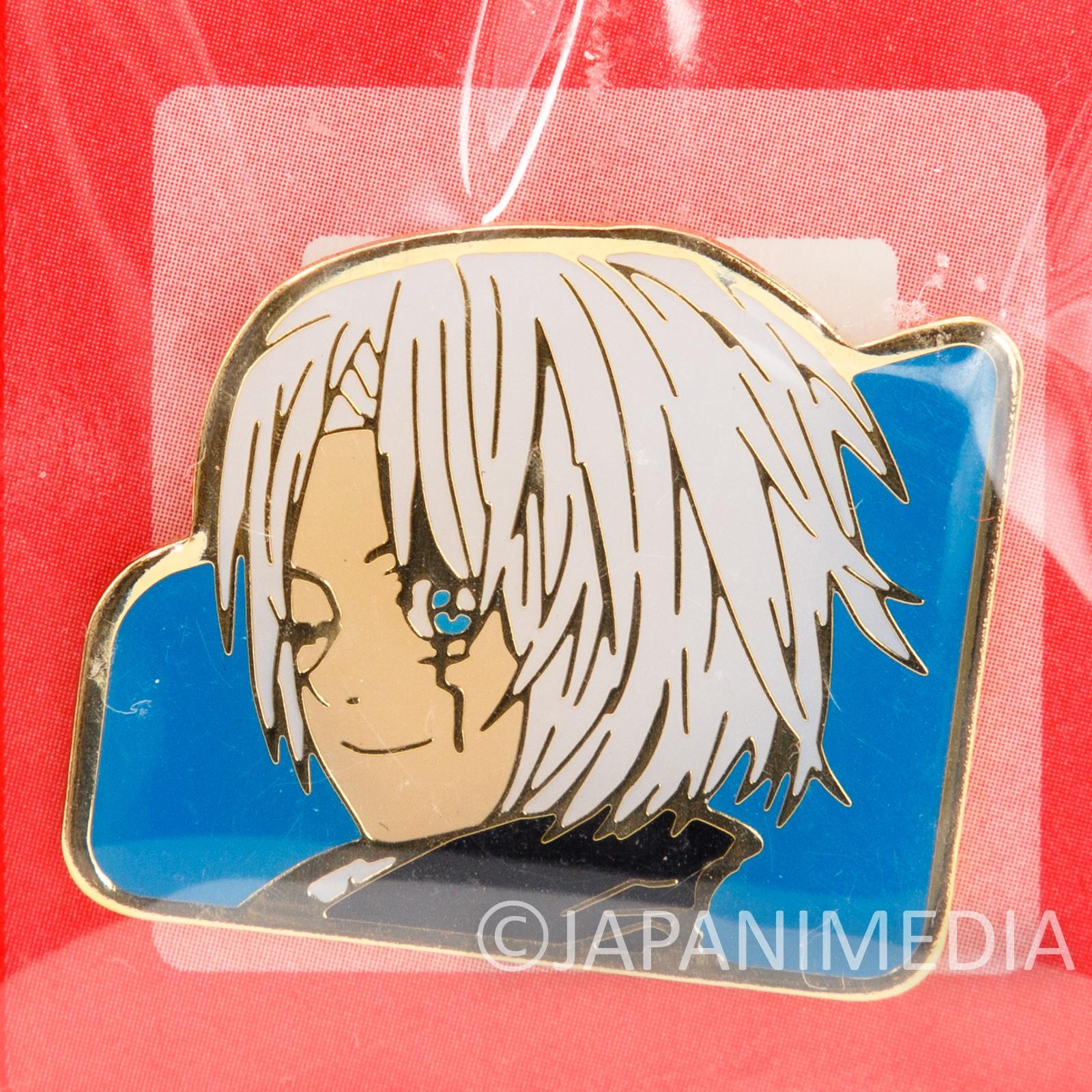 D.Gray-man Allen Walker Weekly Jump Character Pins JAPAN ANIME MANGA