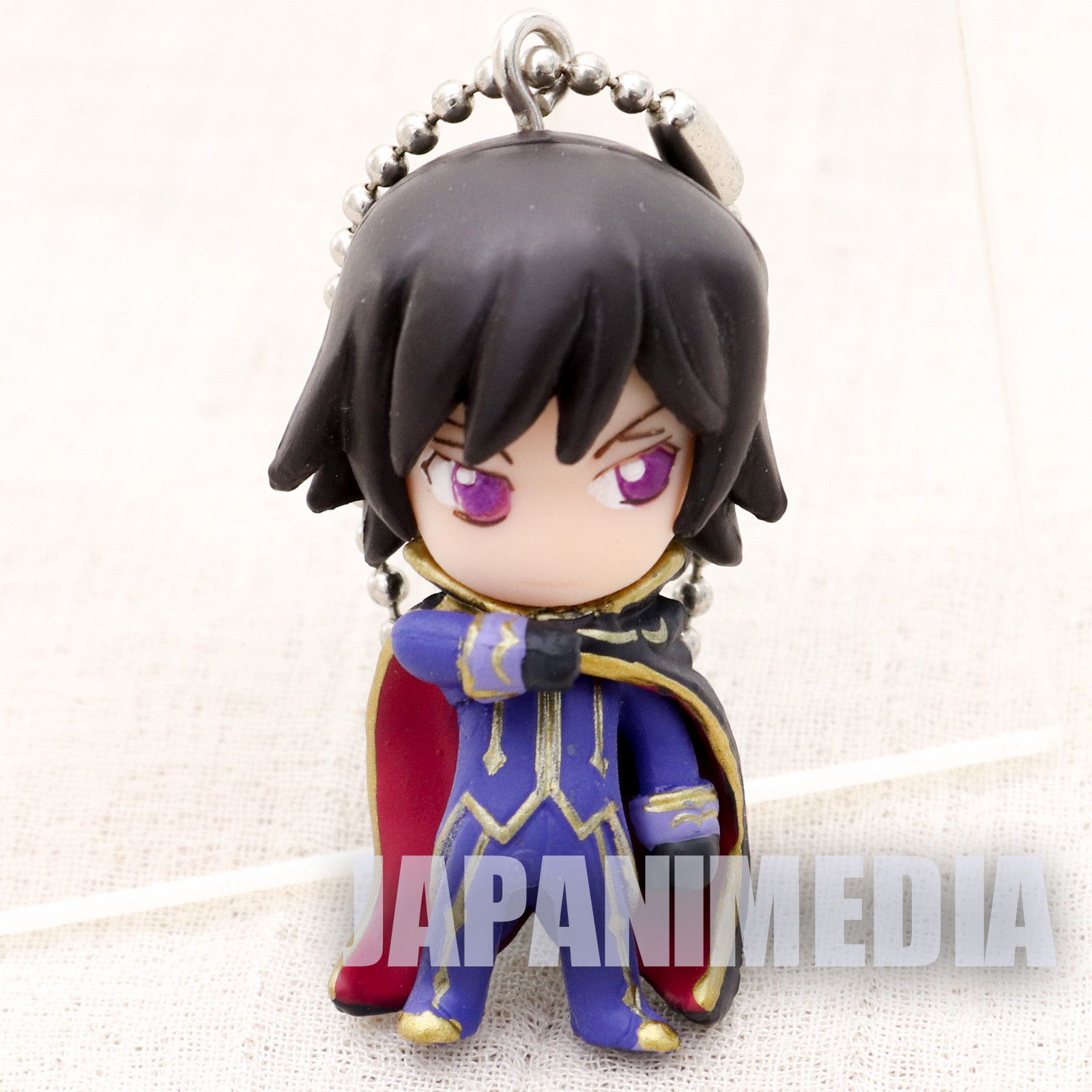 Code Geass Lelouch Figure Ballchain JAPAN ANIME