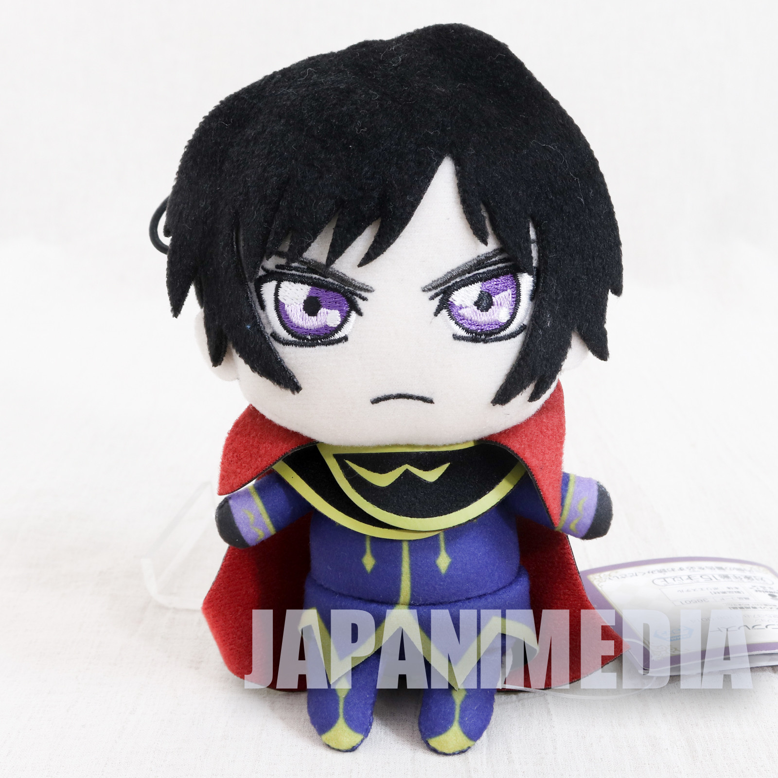 Code Geass Lelouch Plush Doll Banpresto JAPAN ANIME