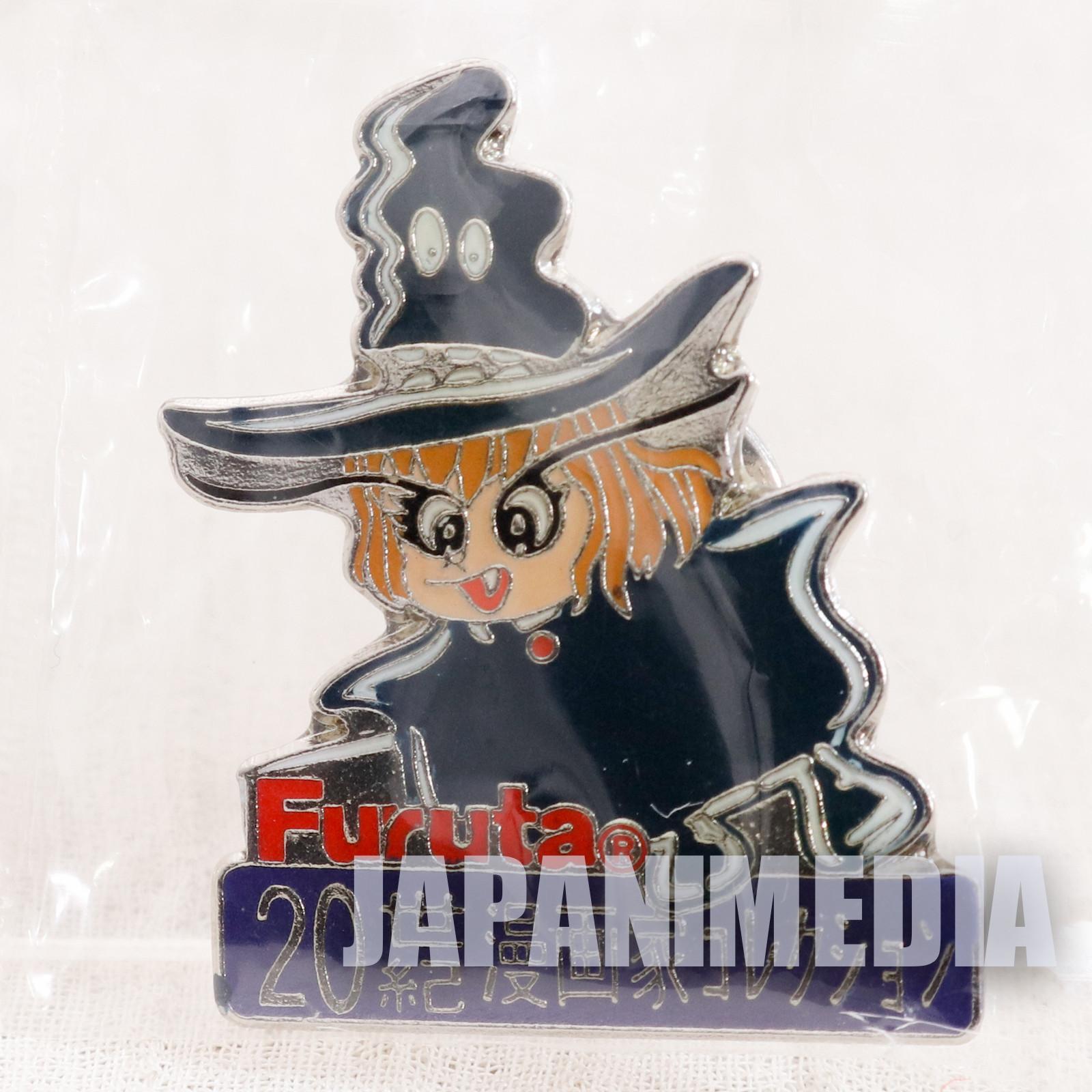 Dororon Enma-kun Metal Pins Nagai Go JAPAN ANIME MANGA