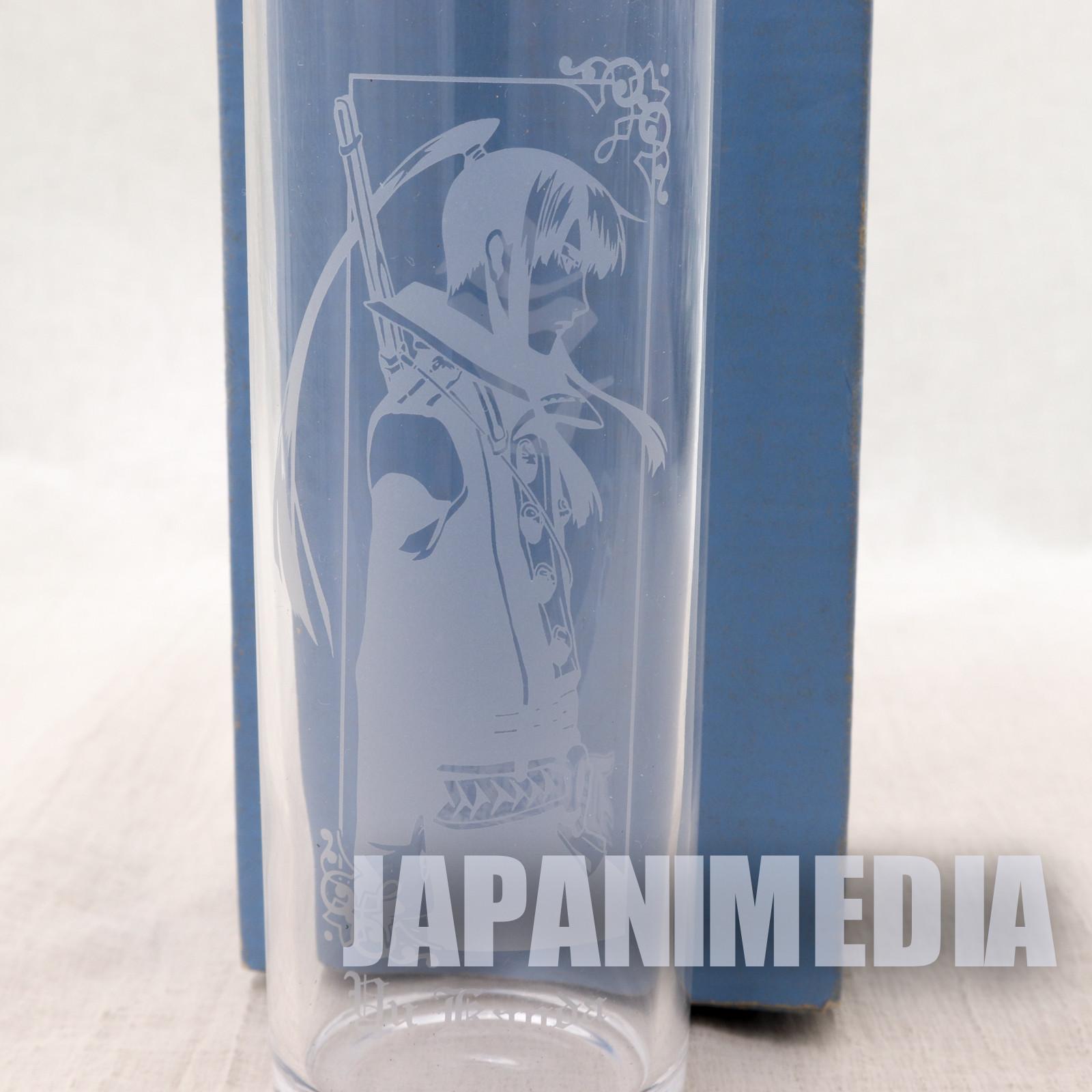 D.Gray-man Yu Kanda Slim Tumbler Glass JAPAN ANIME MANGA