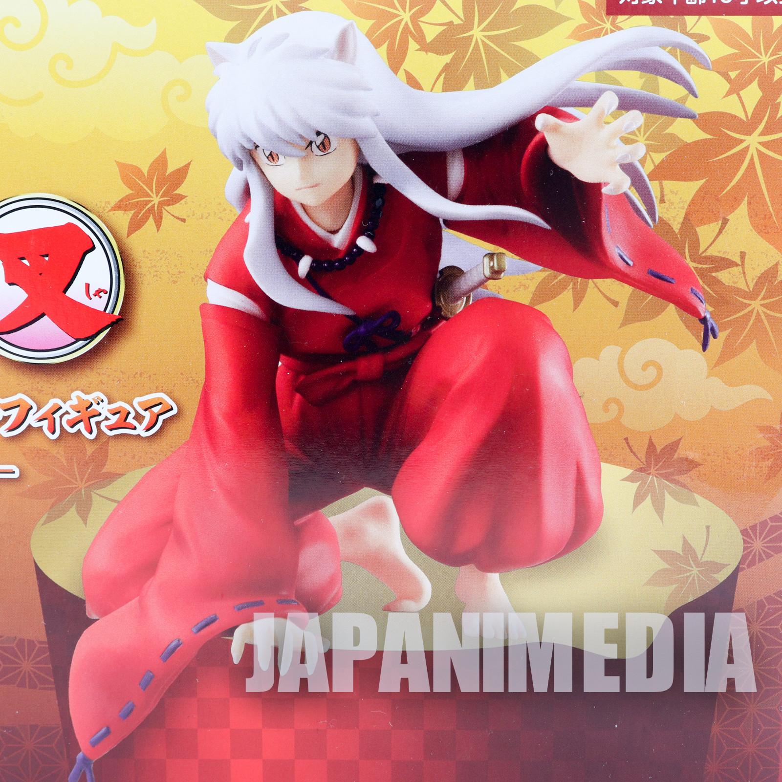 Inuyasha Noodle Stopper Figure Furyu JAPAN RUMIKO TAKAHASHI