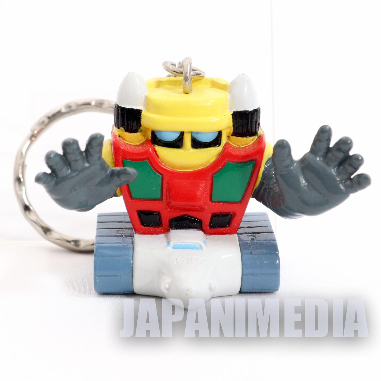 Getter Robo #3 Figure Key Chain Banpresto Go Nagai JAPAN ANIME MANGA