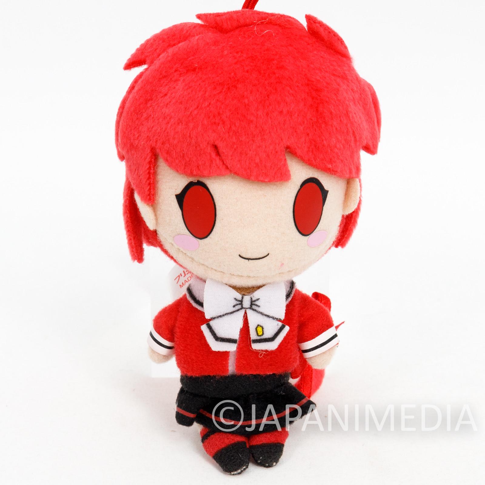 Magic Knight Rayearth Hikaru Shido Mascot Plush Doll CLAMP JAPAN