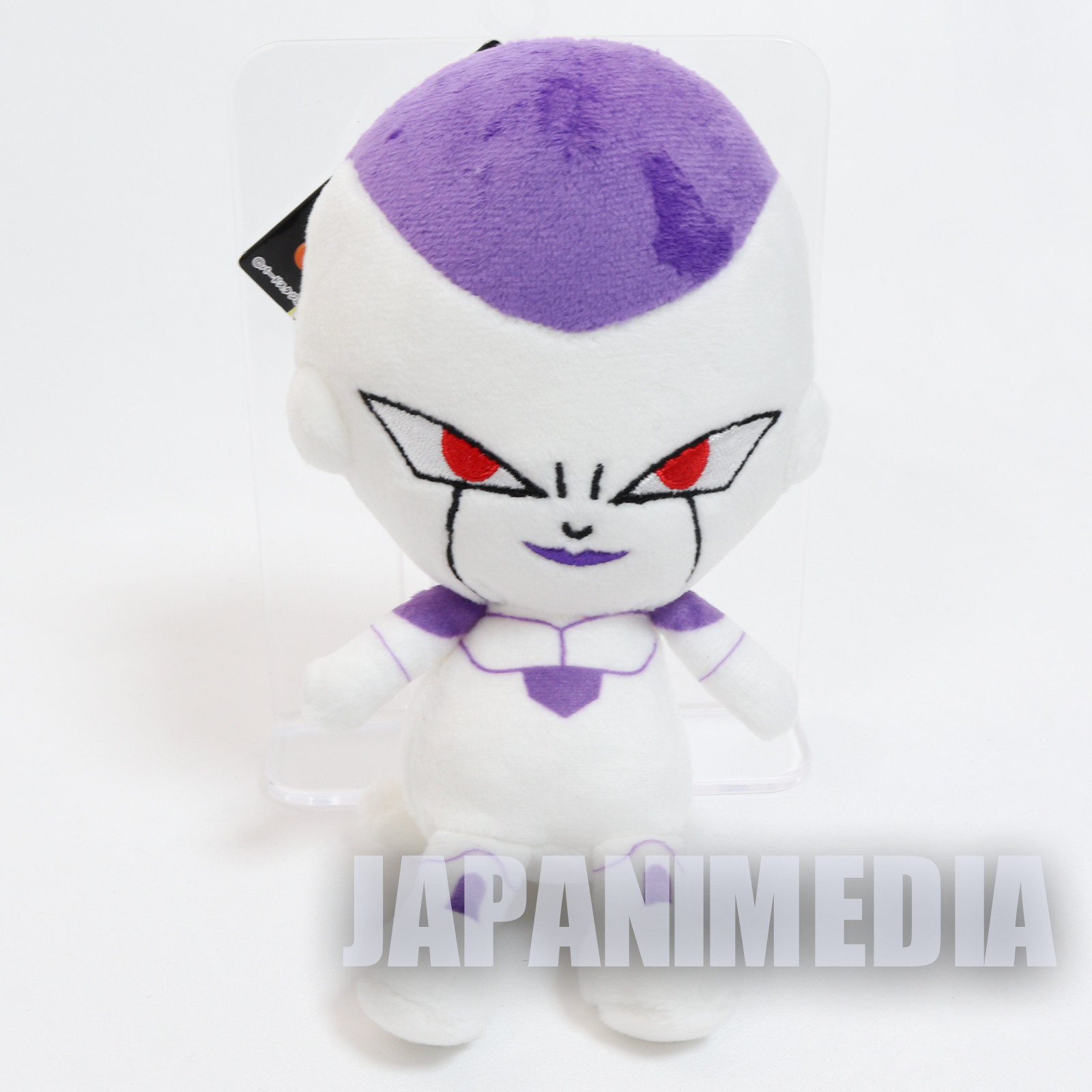 Dragon Ball Freeza Final Form Chibi Plush Doll JAPAN ANIME MANGA