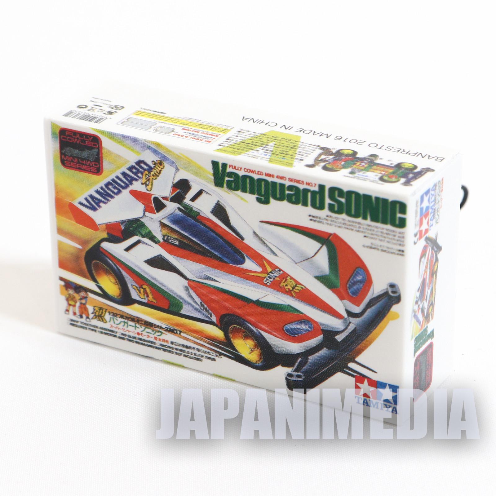 Bakusou Kyoudai Let's & Go!! Small Case Strap Mini 4WD Vanguard SONIC TAMIYA