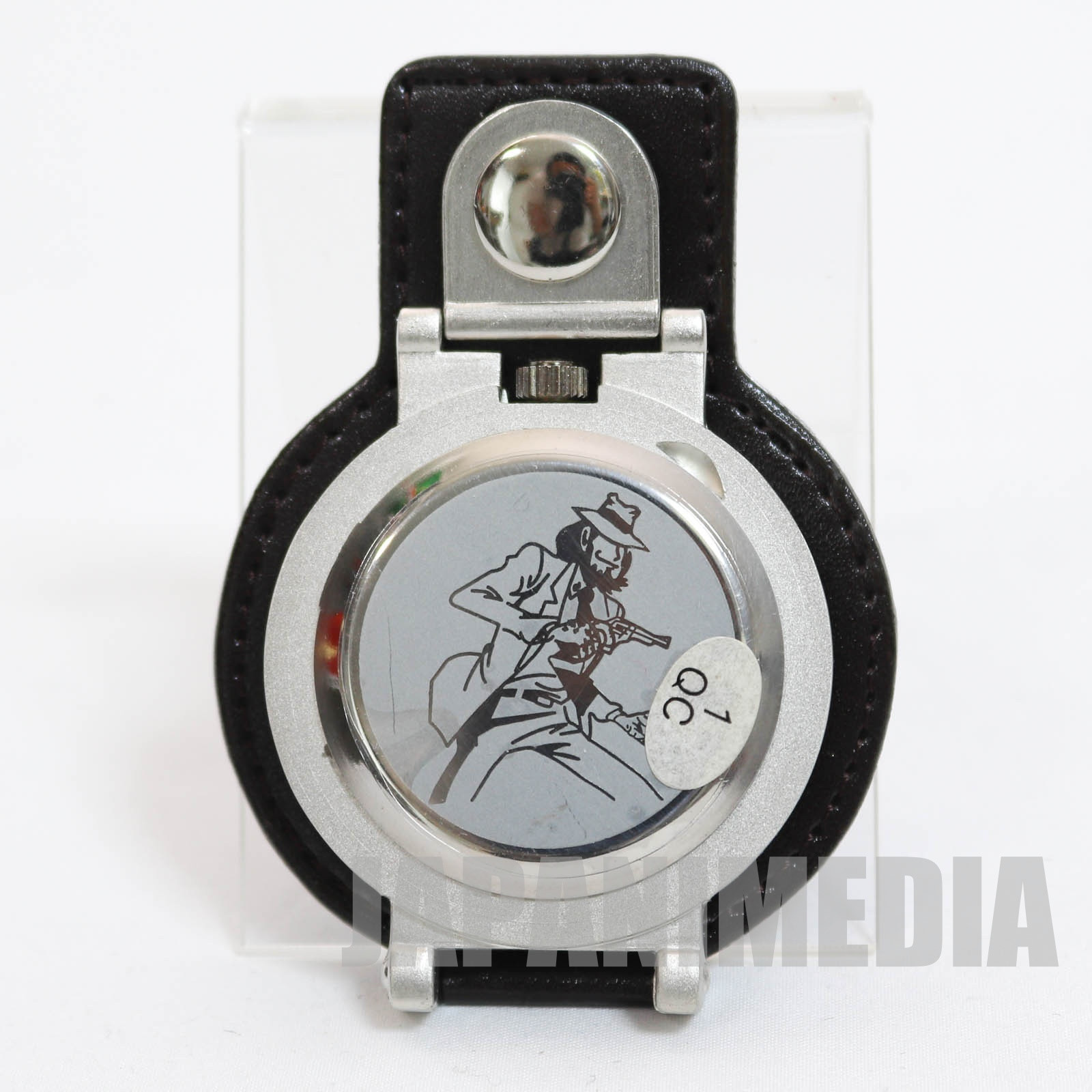 Lupin the Third (3rd) Daisuke Jigen Wrist Watch JAPAN ANIME 2