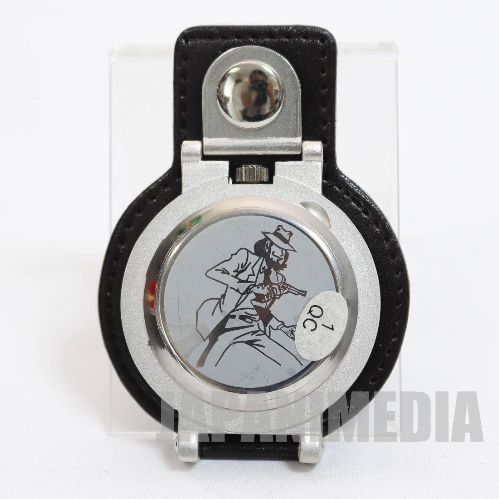 Lupin the Third (3rd) Daisuke Jigen Wrist Watch JAPAN ANIME 2