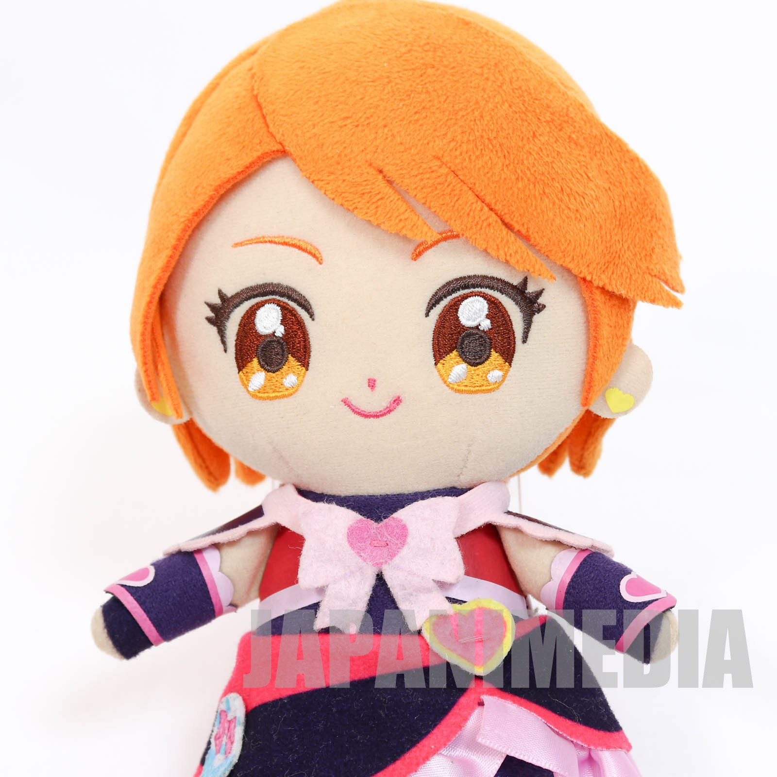 Futari wa Pretty Cure Cure Black Cure Friends Plush doll JAPAN ANIME