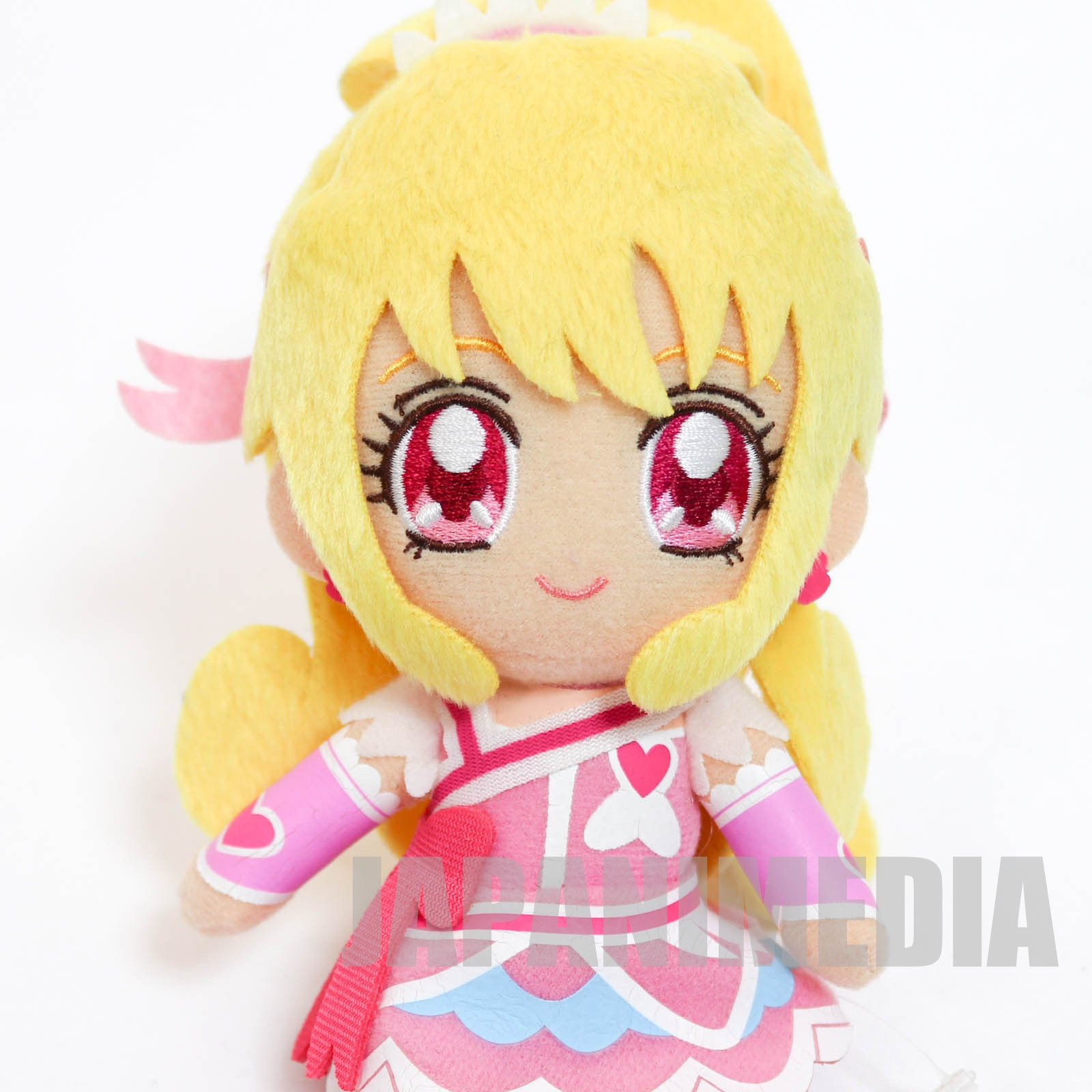 Doki Doki! PreCure Cure Heart Plush doll JAPAN ANIME