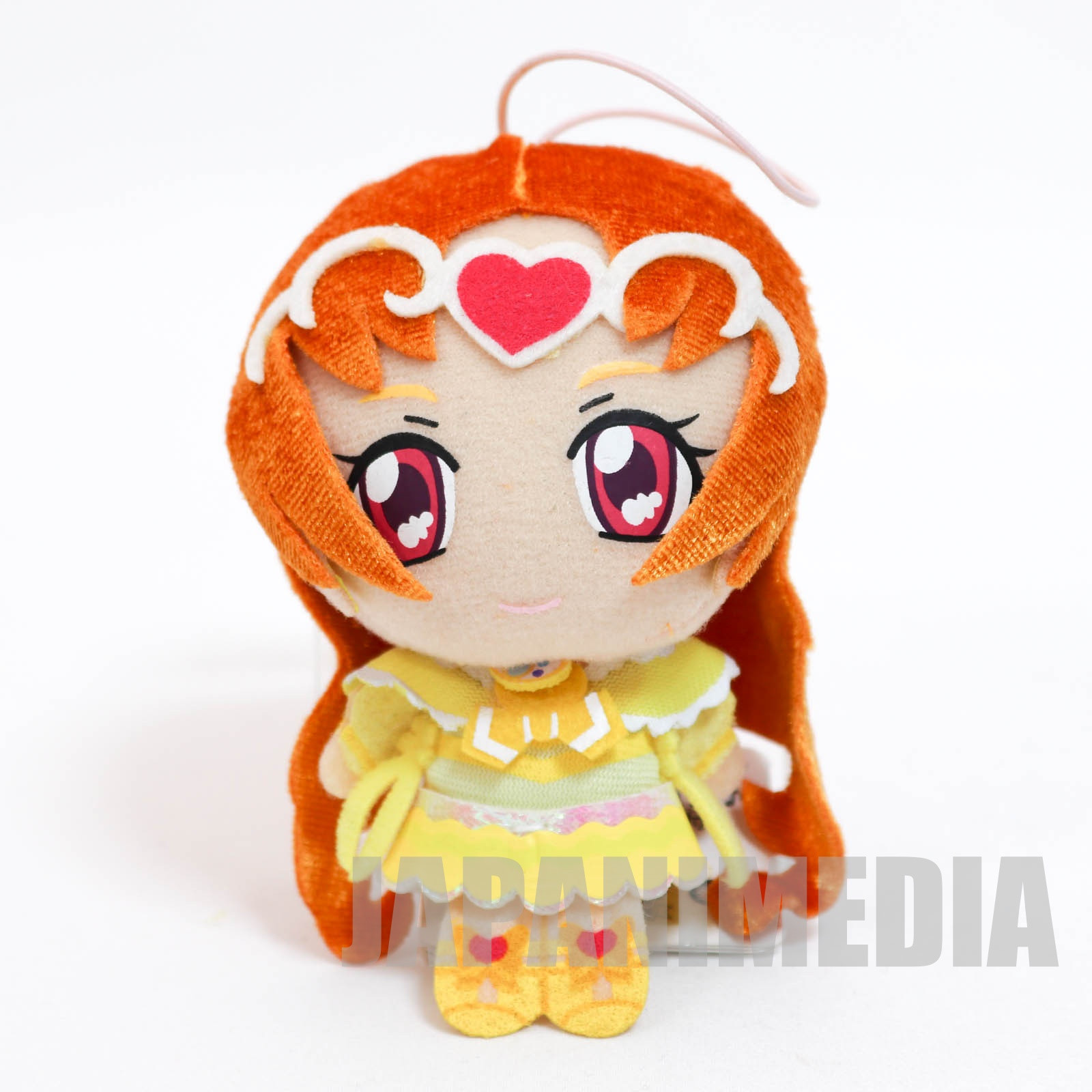 Suite PreCure Cure Muse PreCure Plush doll with strap JAPAN ANIME