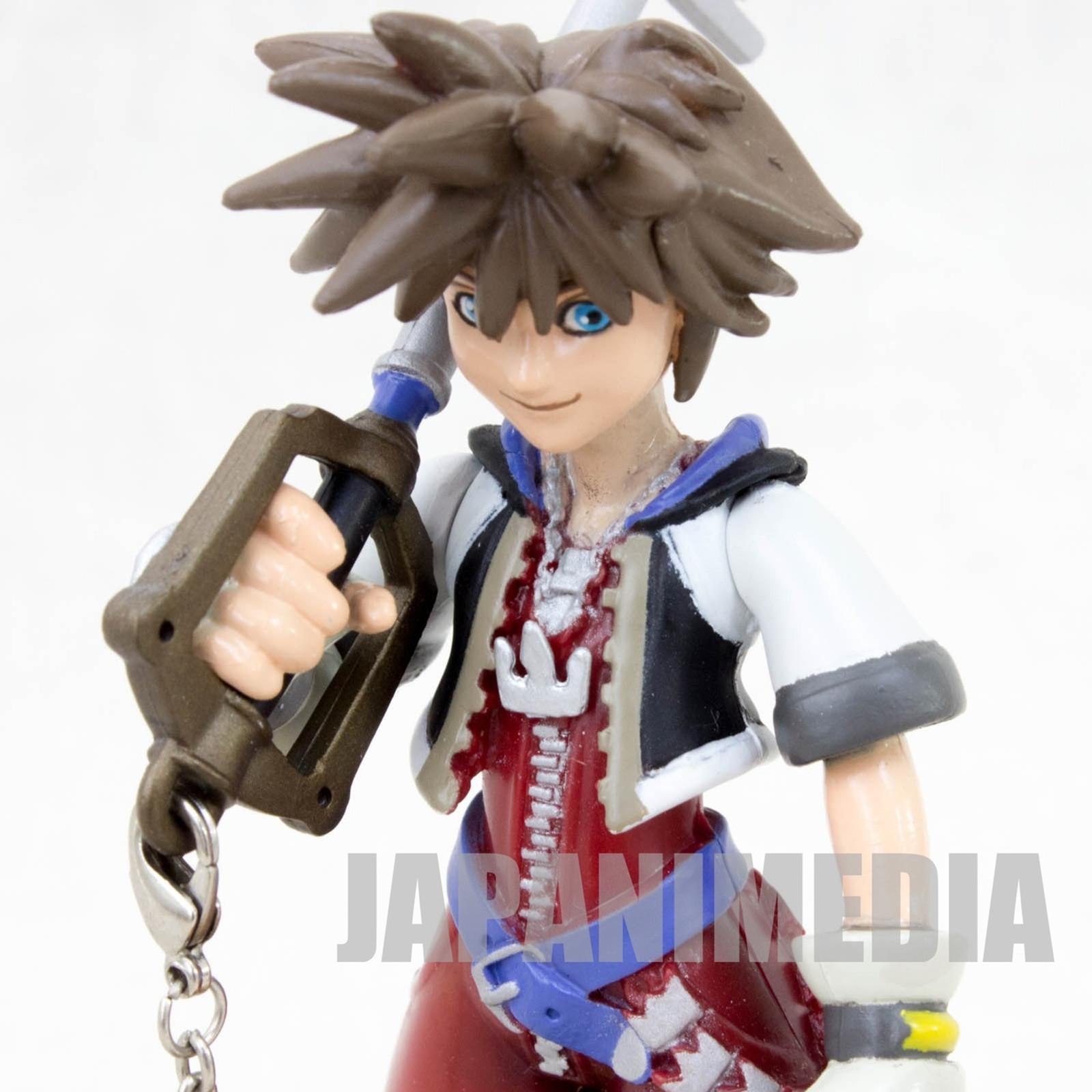 Kingdom Hearts SORA Disney Magical Collection Figure Tomy JAPAN
