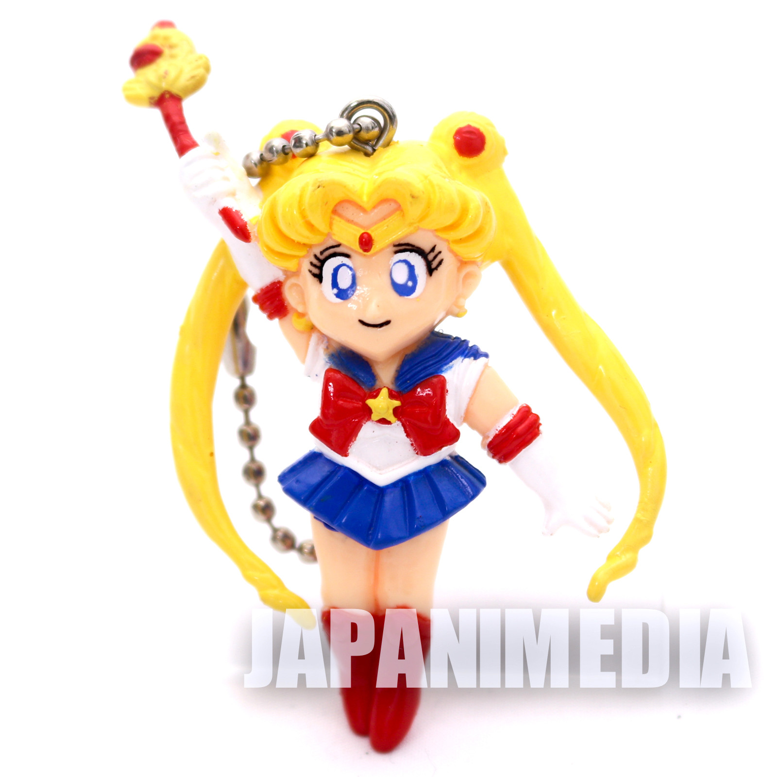 Sailor Moon Usagi Tsukino Figure Ballchain JAPAN ANIME MANGA