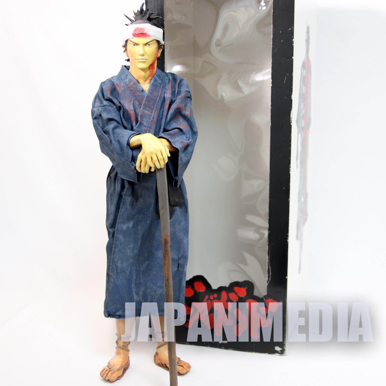 "Vagabond Musashi Miyamoto Figure 16"" Takehiko Inoue JAPAN MANGA"