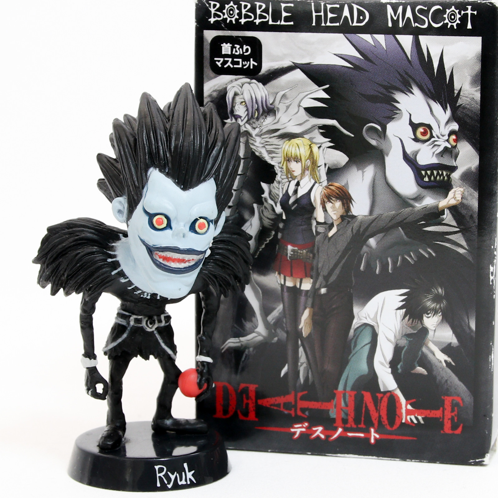 Death Note Ryuk Bobble Bobbin Head Figure JAPAN ANIME MANGA