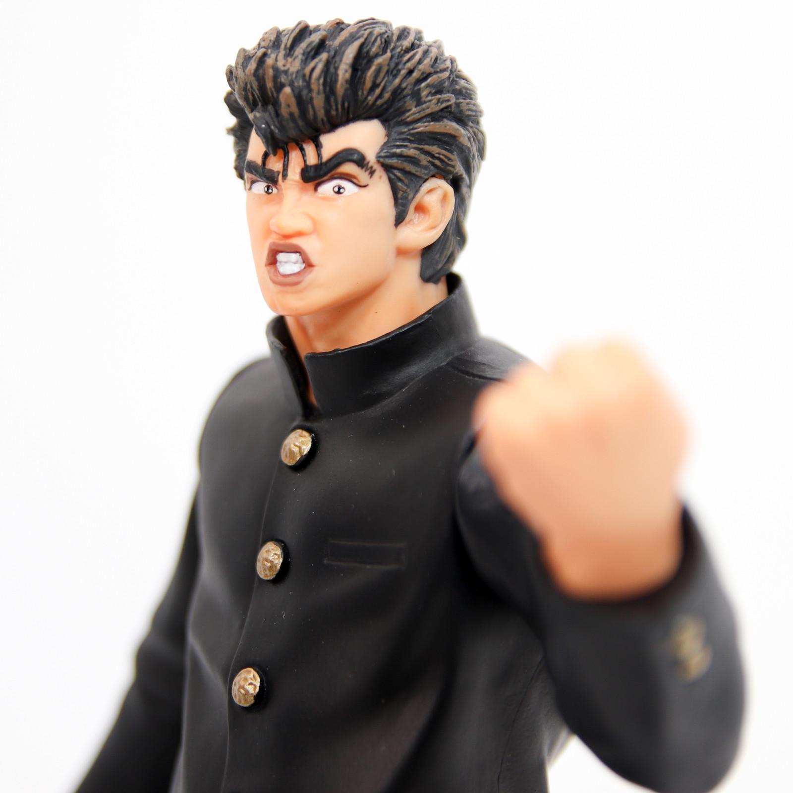 Rokudenashi Blues Taison Maeda Real Art Figure Anger ver. JAPAN SHONEN JUMP